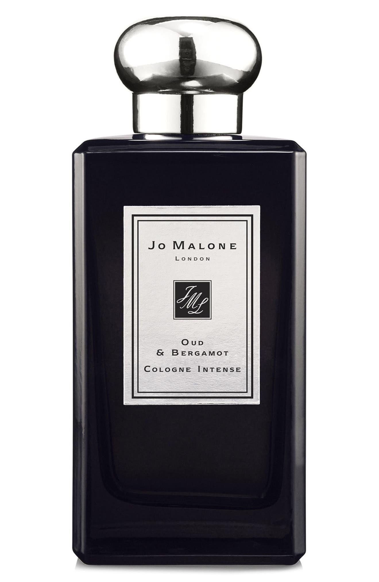 Main Image - Jo Malone London™ 'Oud & Bergamot' Cologne Intense