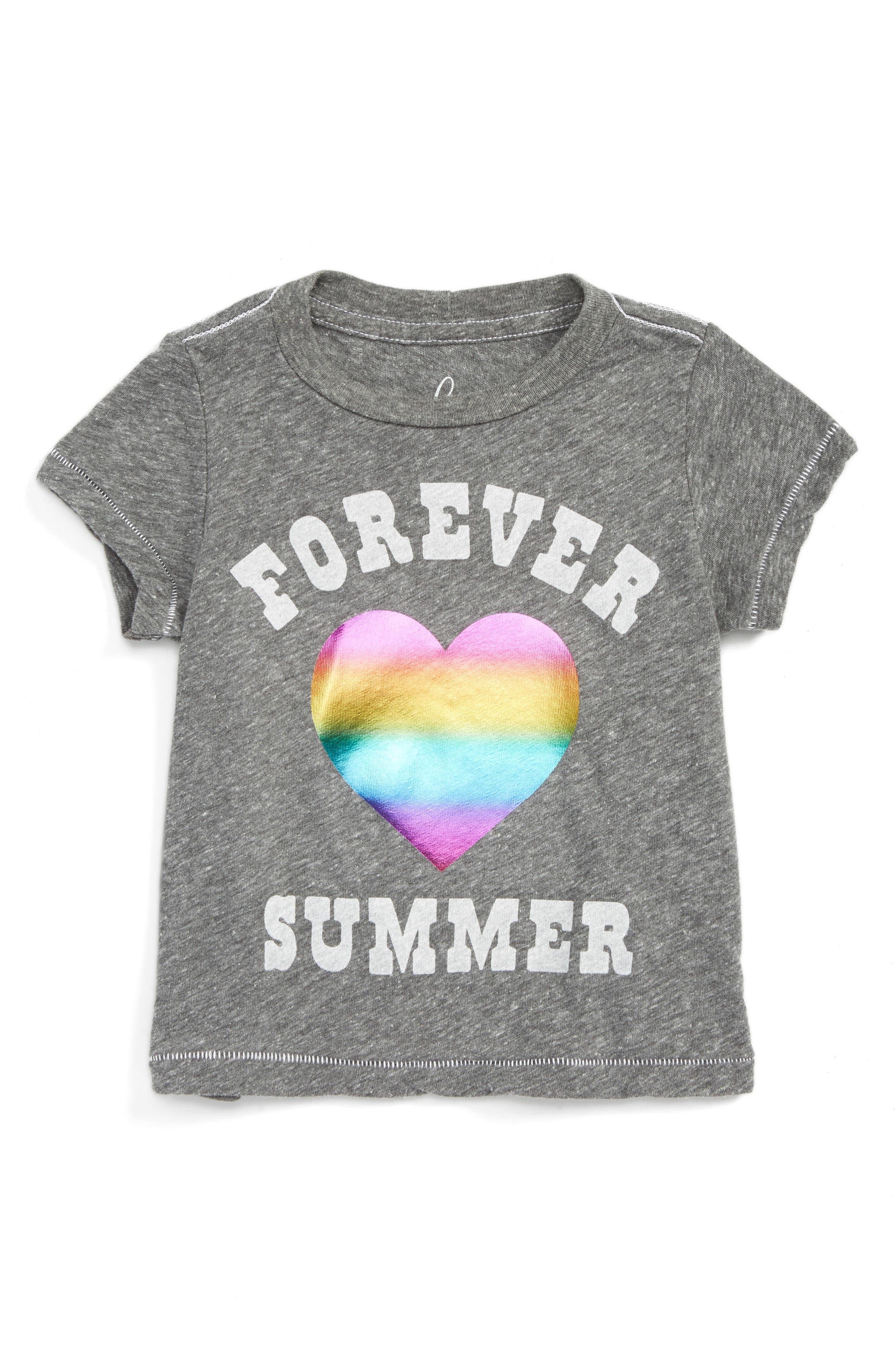 Peek Forever Summer Tee (Baby Girls)