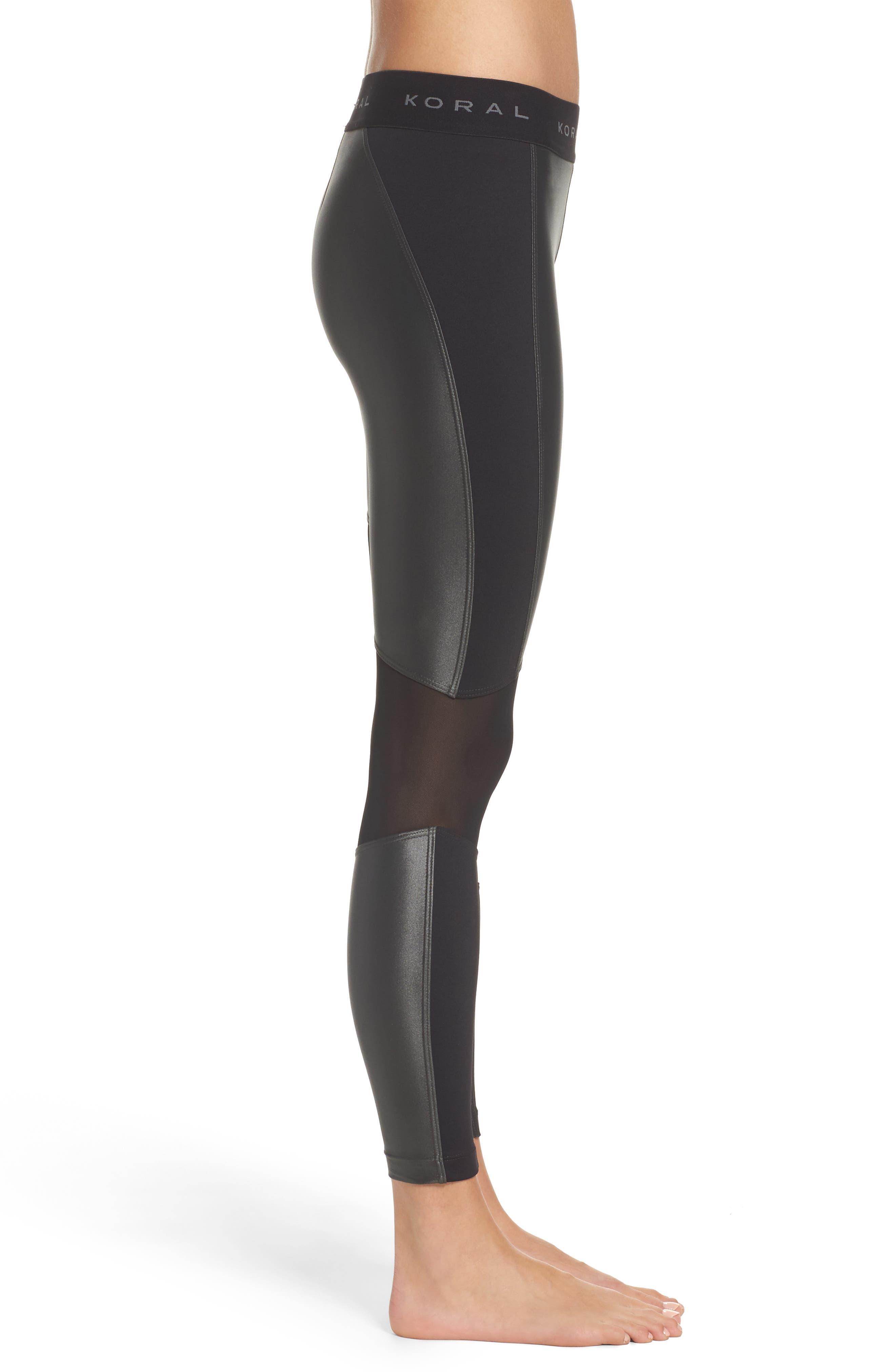 Alternate Image 3  - Koral Restore Leggings