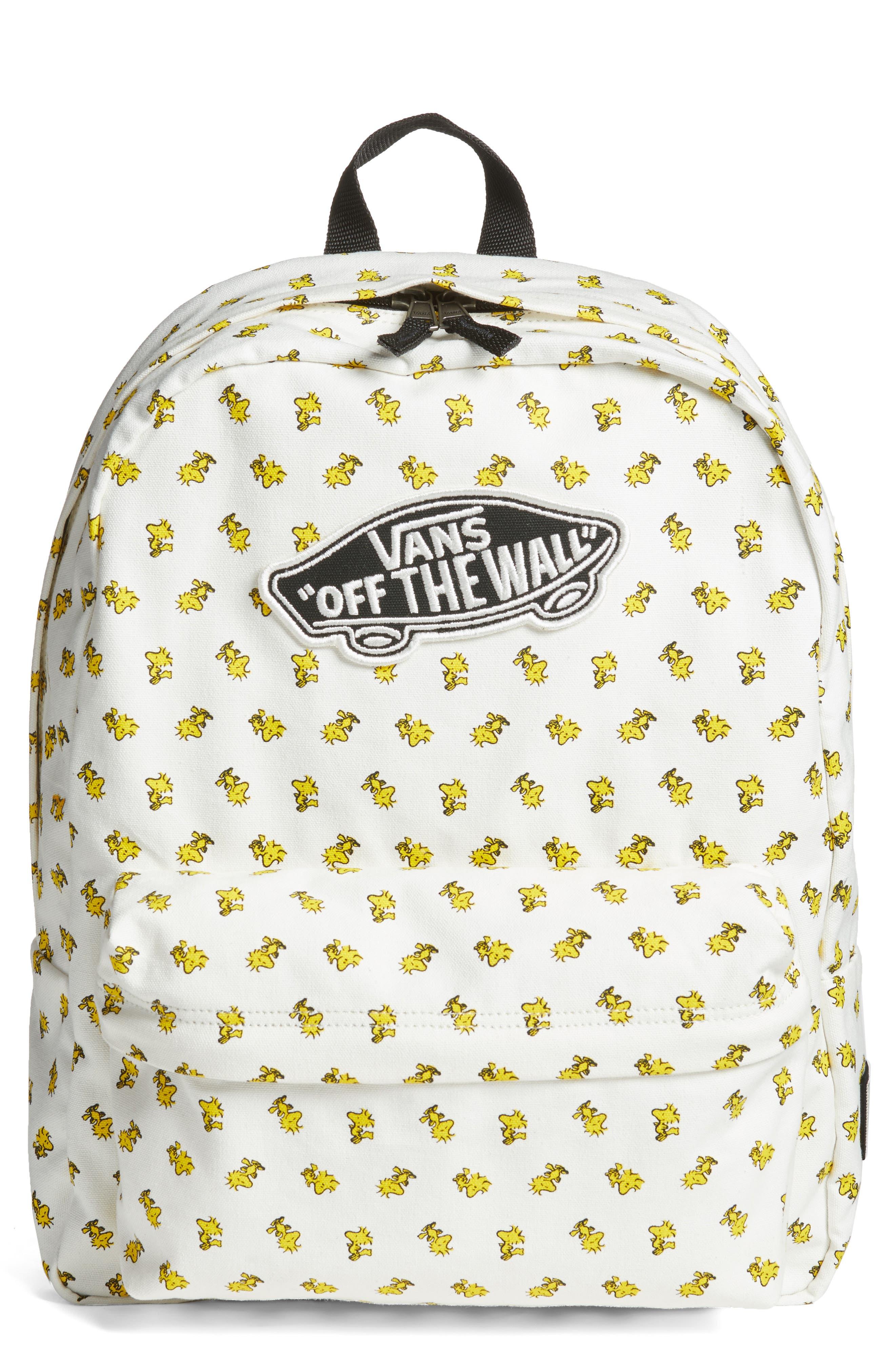 Vans x Peanuts® Woodstock Backpack (Kids)