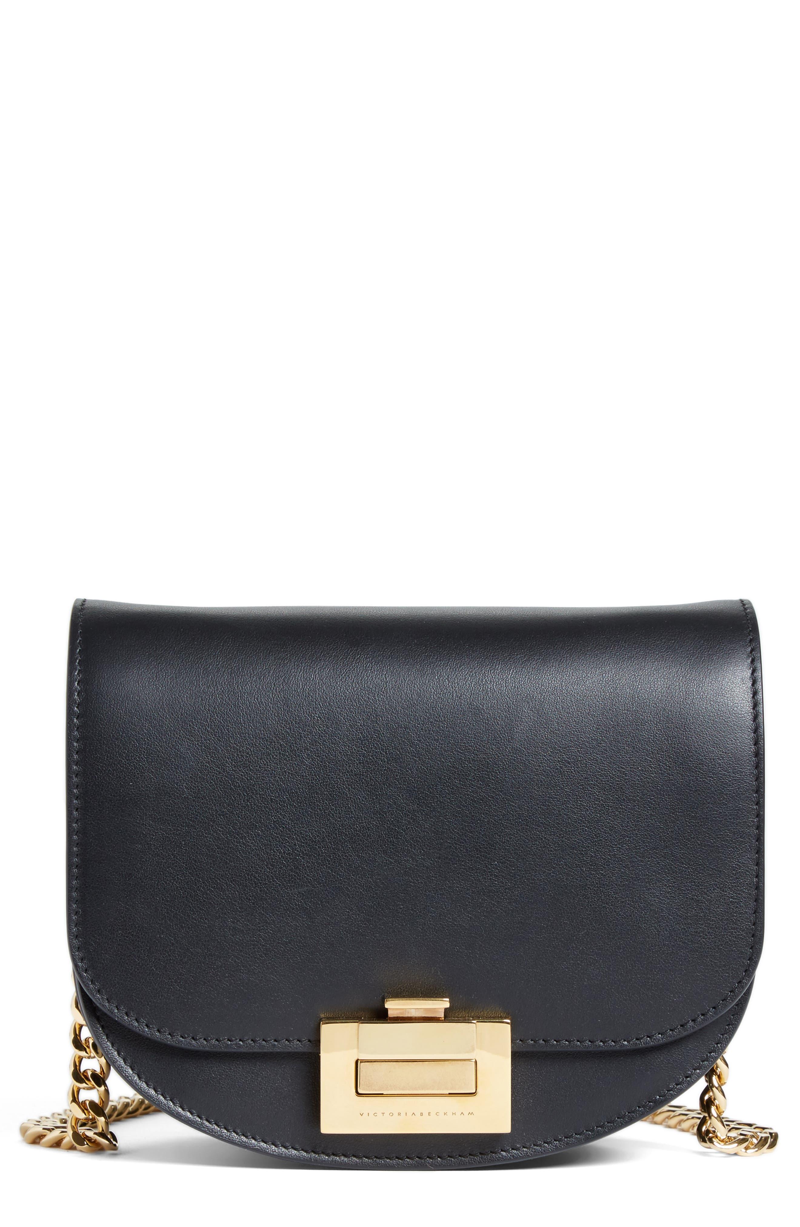 Victoria Beckham Leather Crossbody Bag