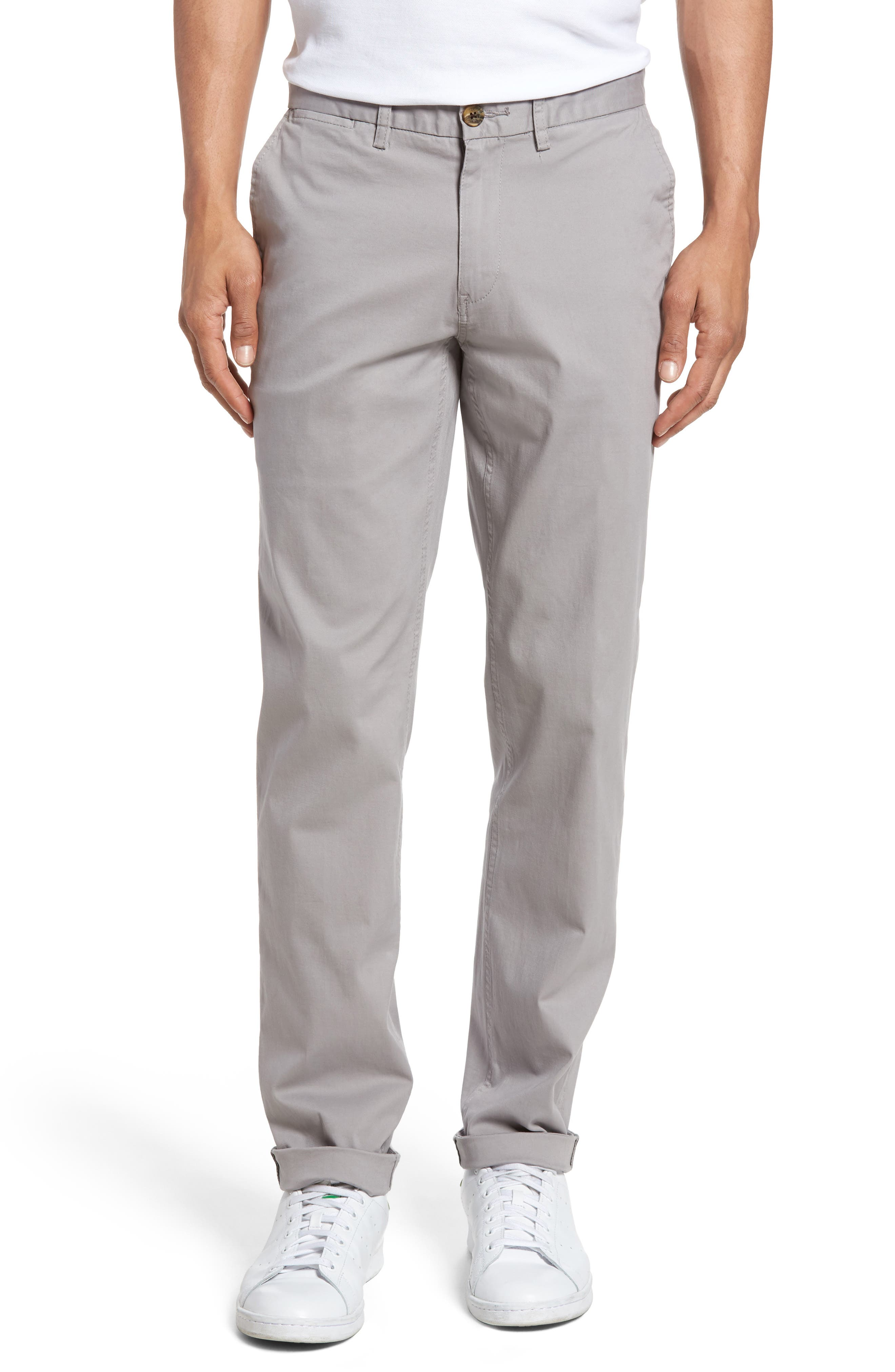 Ben Sherman Slim Fit Stretch Chinos