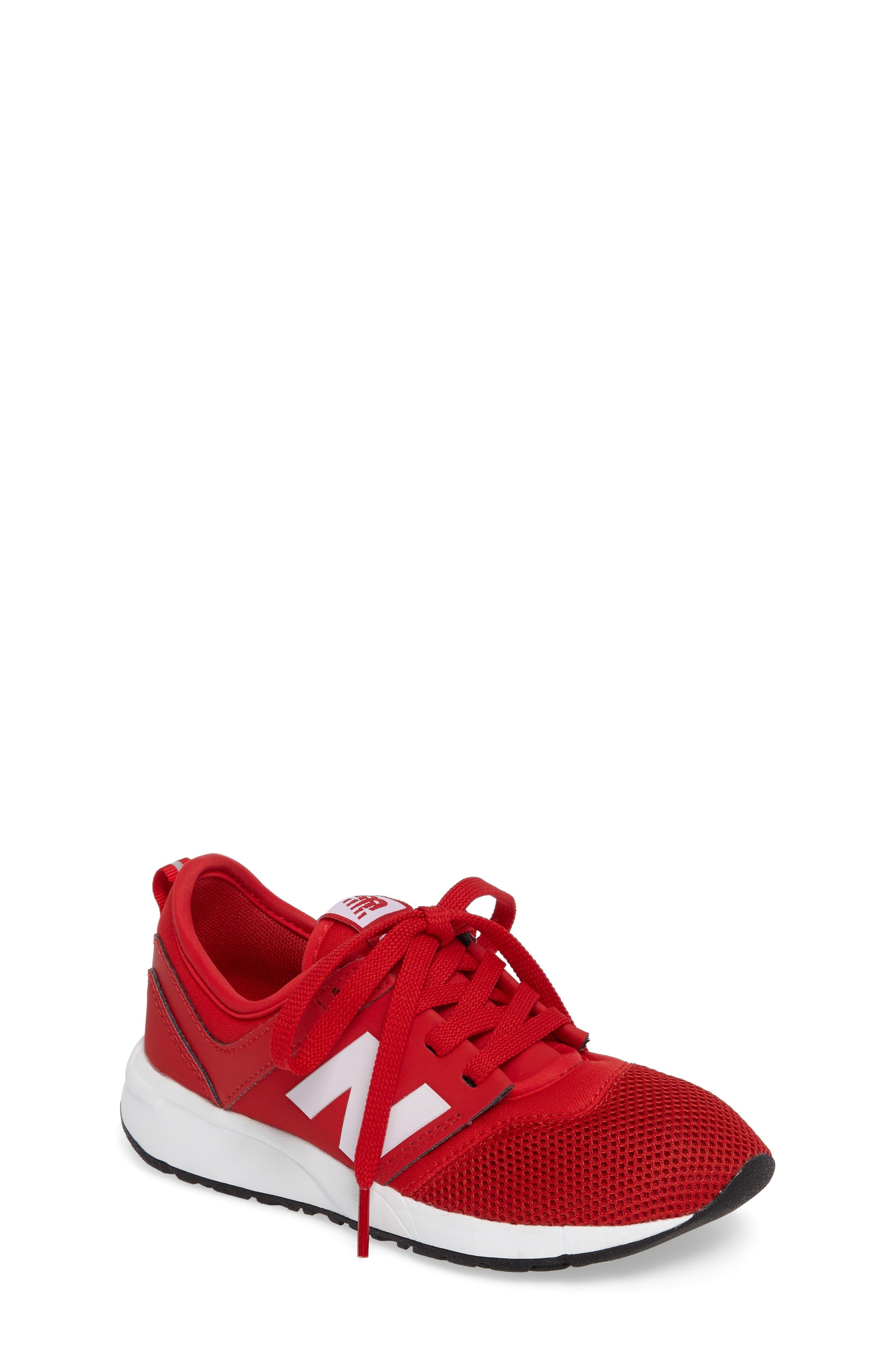 New Balance 247 Core Sneaker (Toddler & Little Kid)
