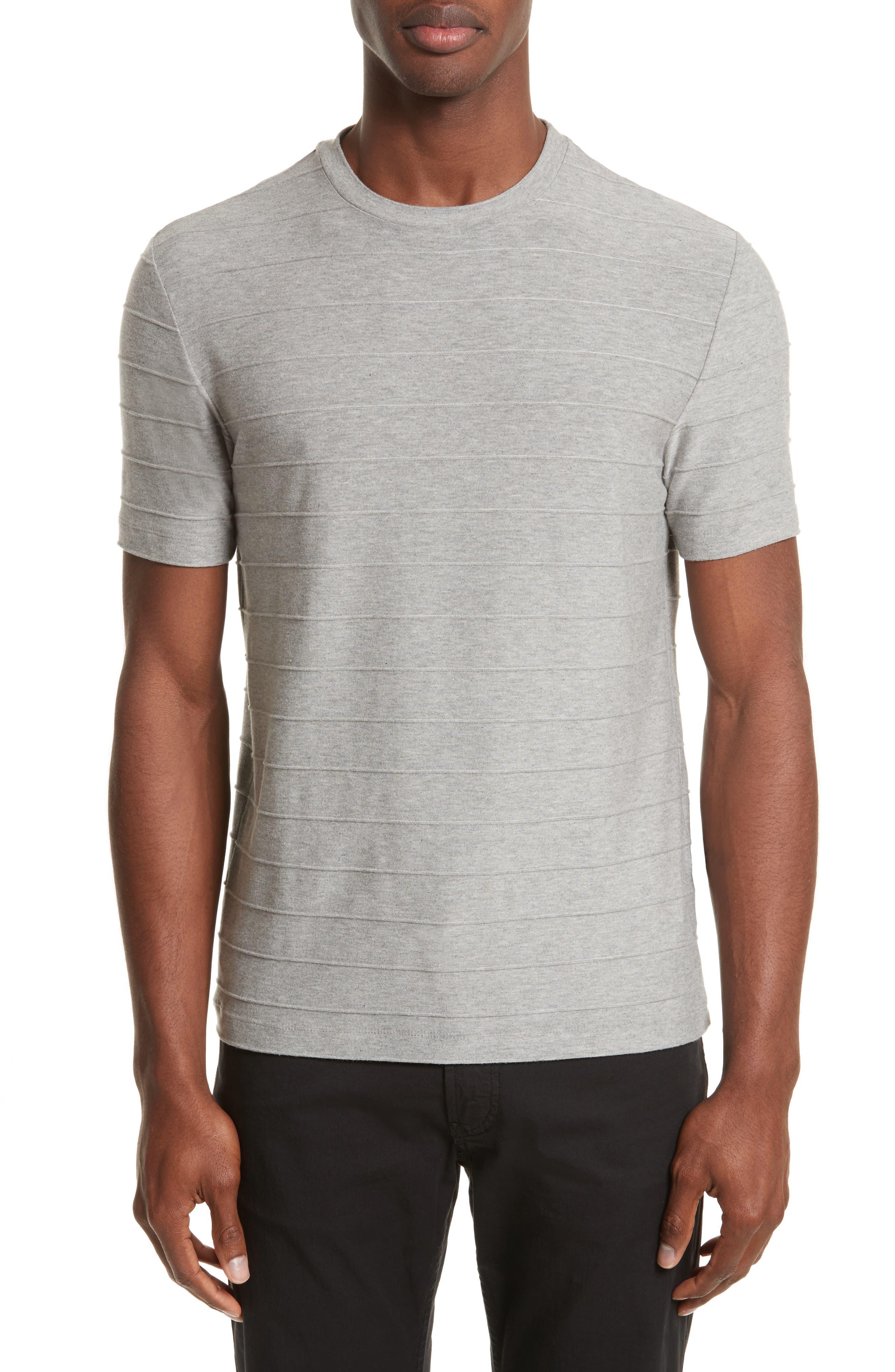 Armani Collezioni Seam Detail T-Shirt