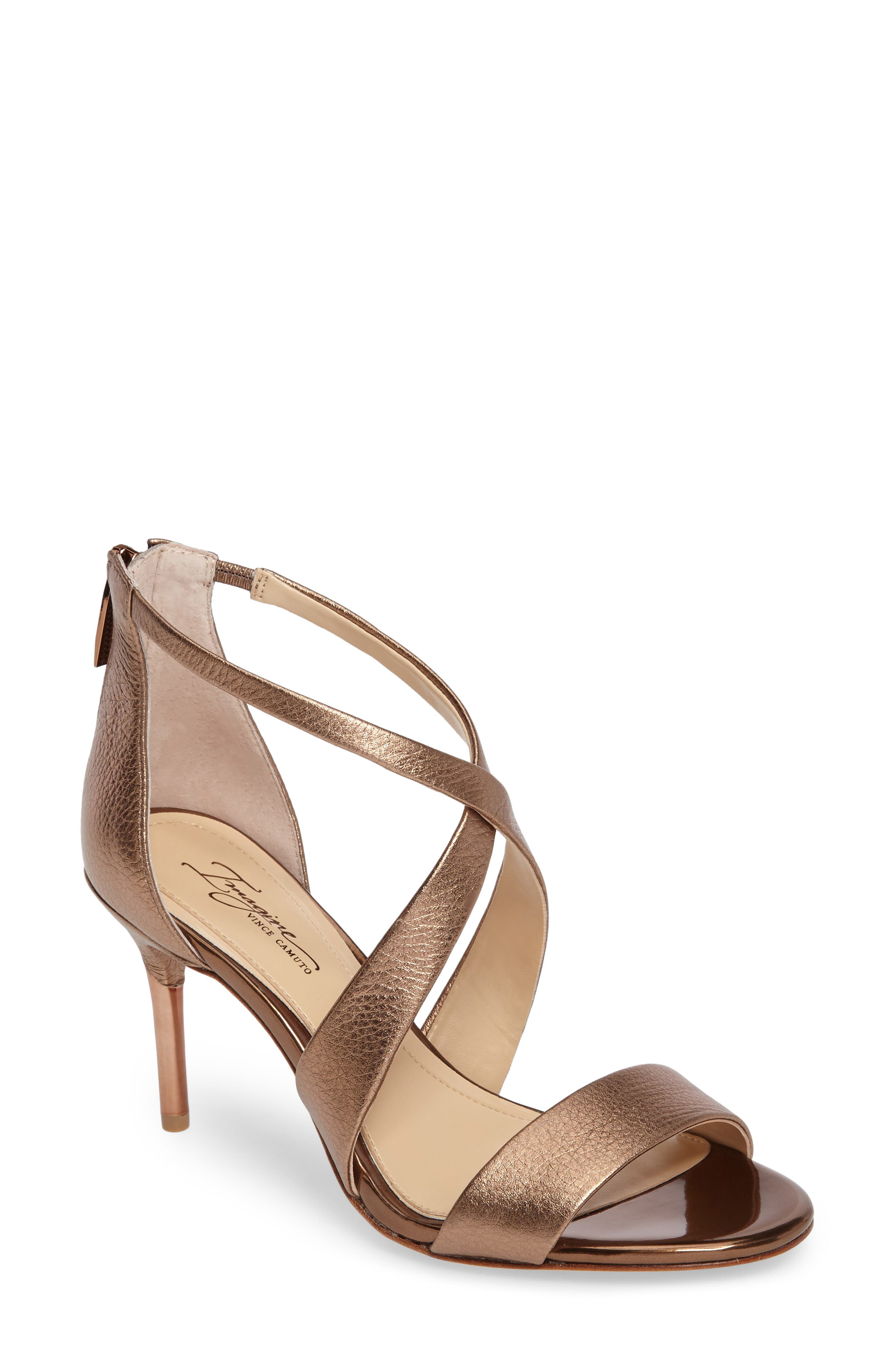 Imagine by Vince Camuto 'Pascal 2' Strappy Evening Sandal (Women)