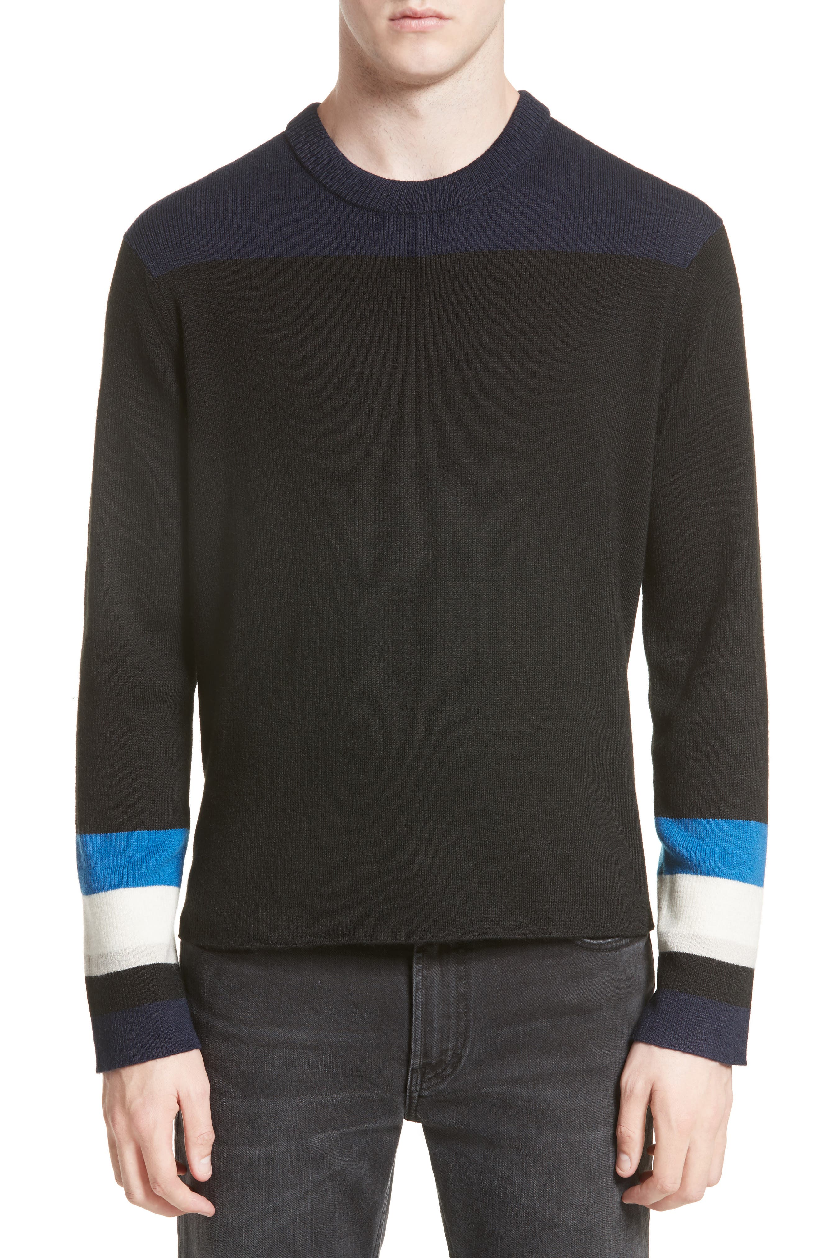 ACNE Studios Nazar Colorblock Sweater