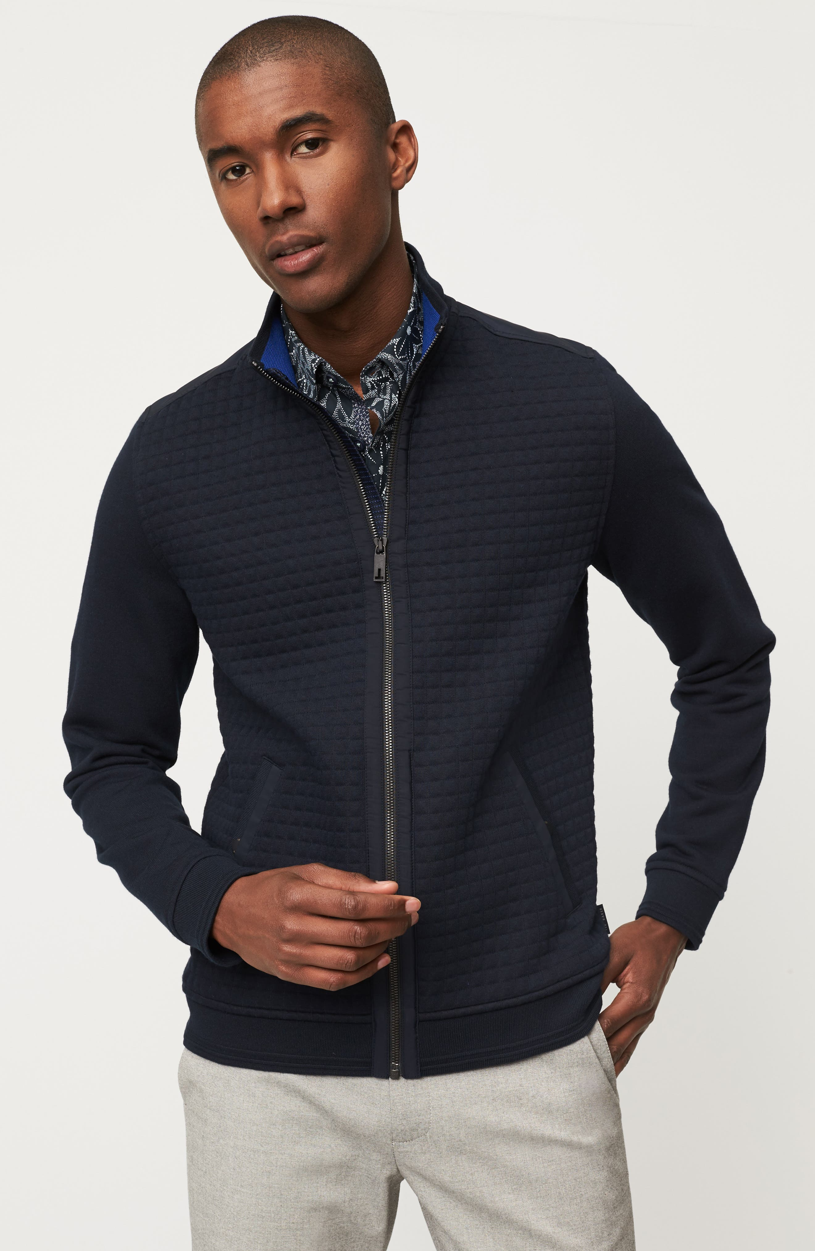 Ted Baker London Jacket, Shirt & Trousers Outfit