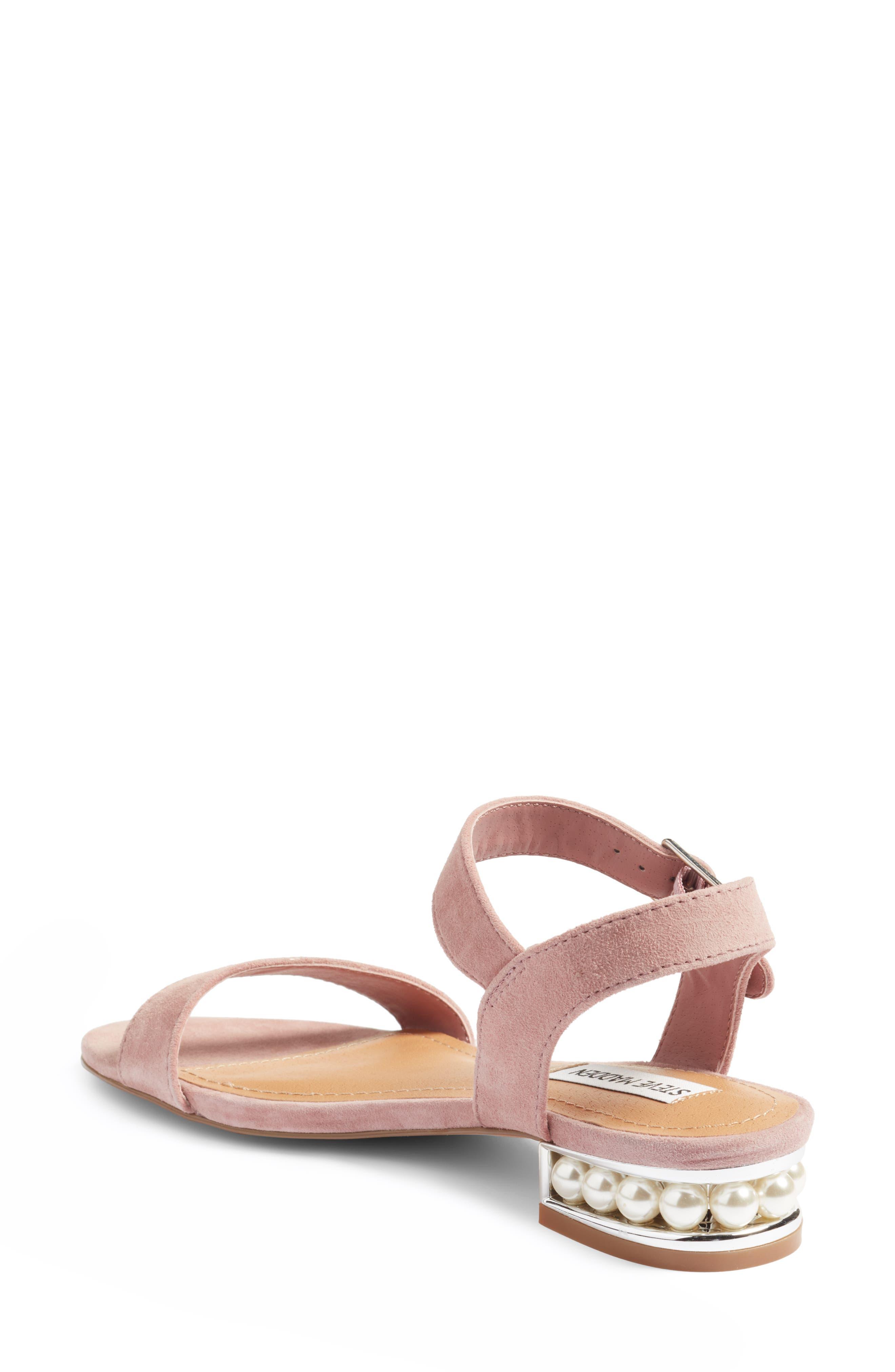 Alternate Image 2  - Steve Madden Embellished Sandal (Women)
