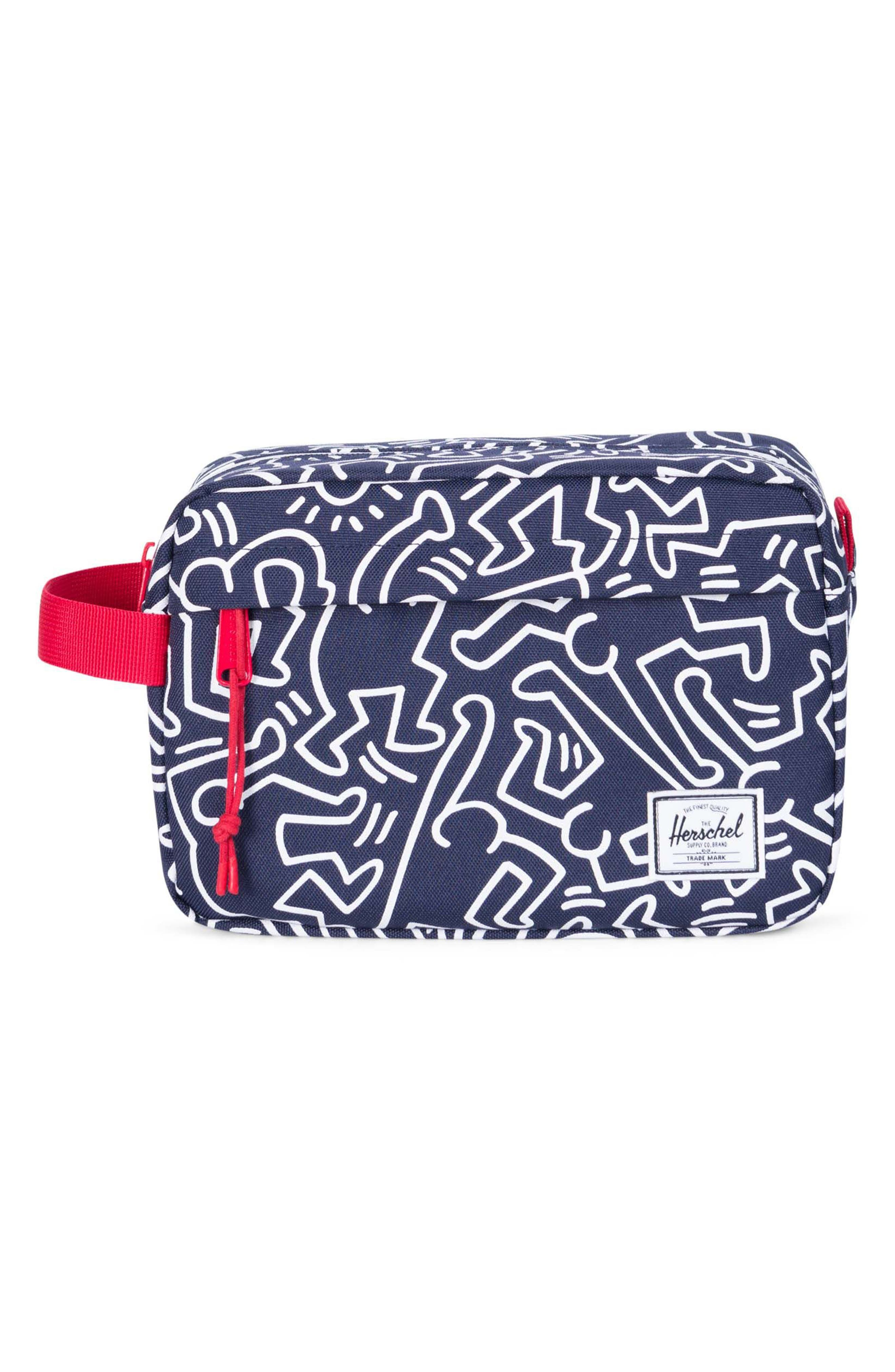 Herschel Supply Co. Chapter x Keith Haring Travel Kit