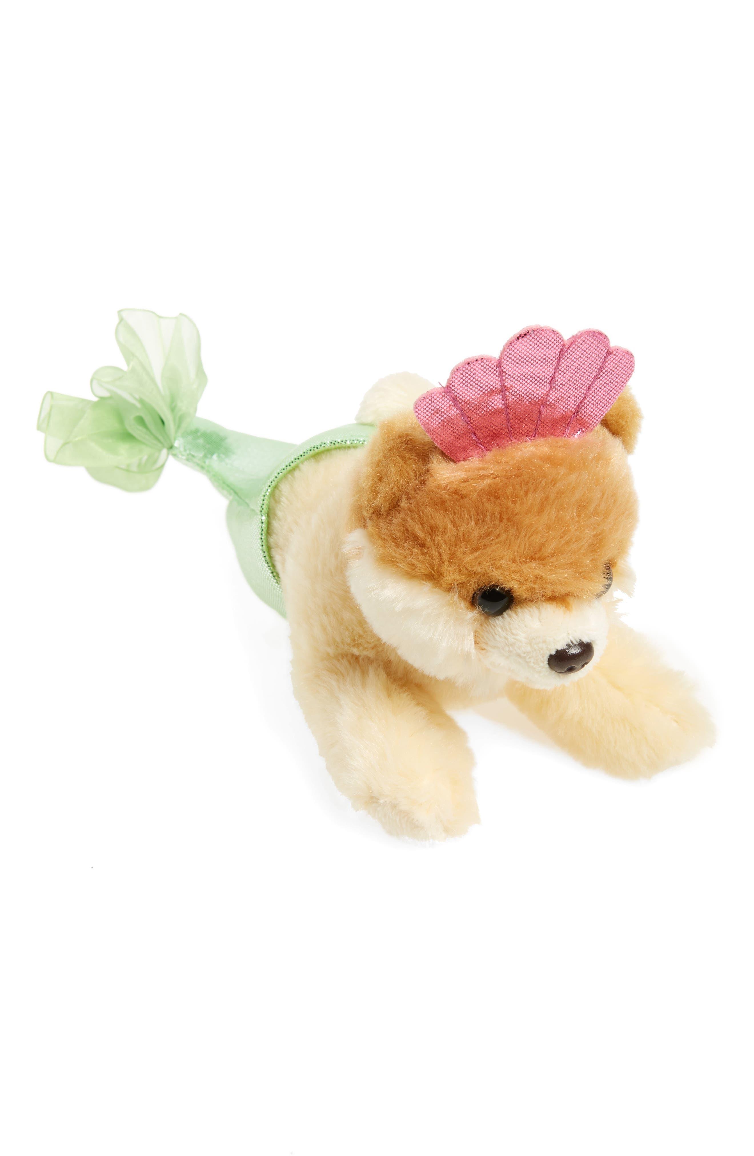 Gund Itty Bitty Boo Mermaid Dog Stuffed Animal