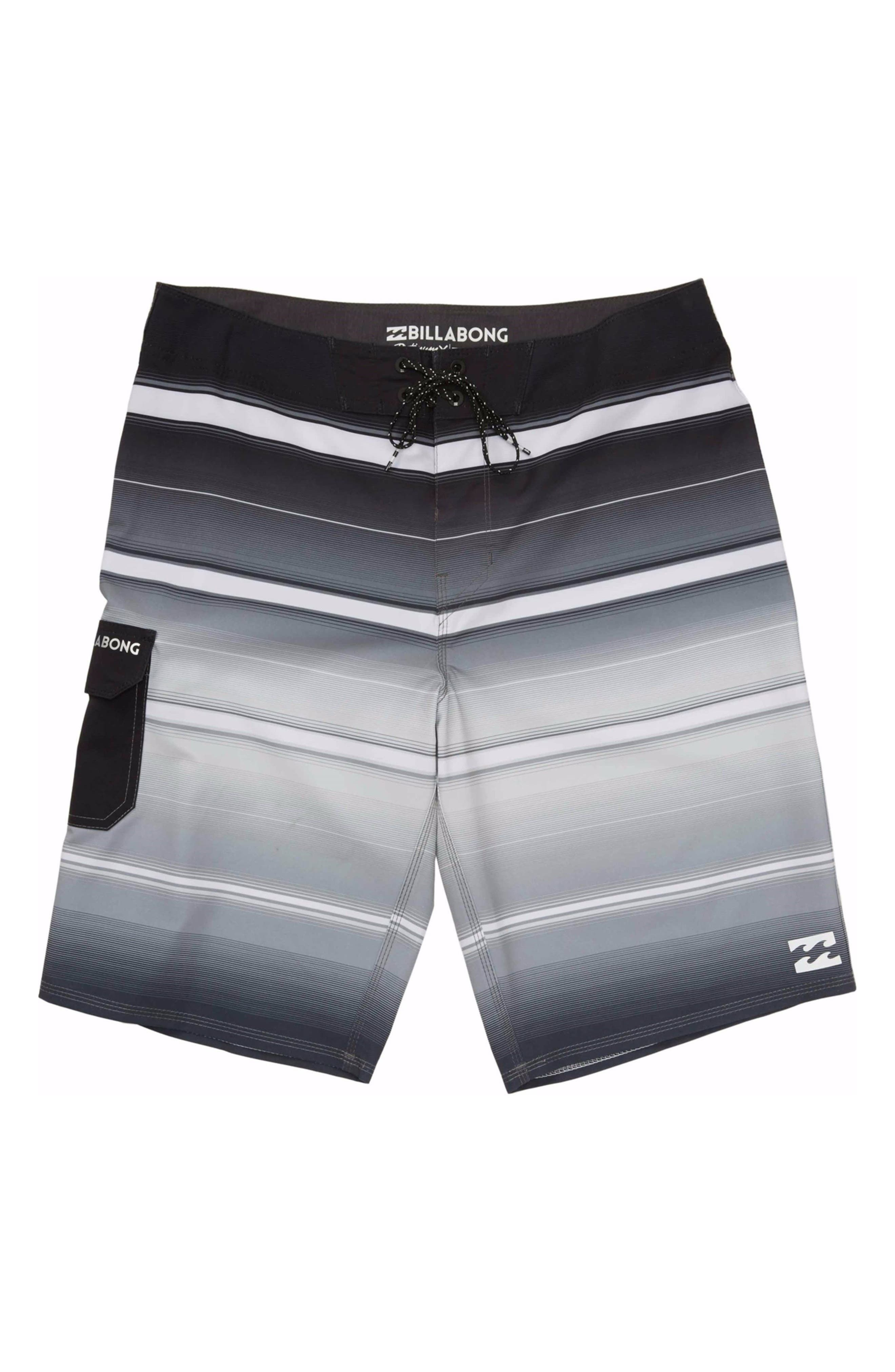 Billabong All Day Stripe Board Shorts (Big Boys)