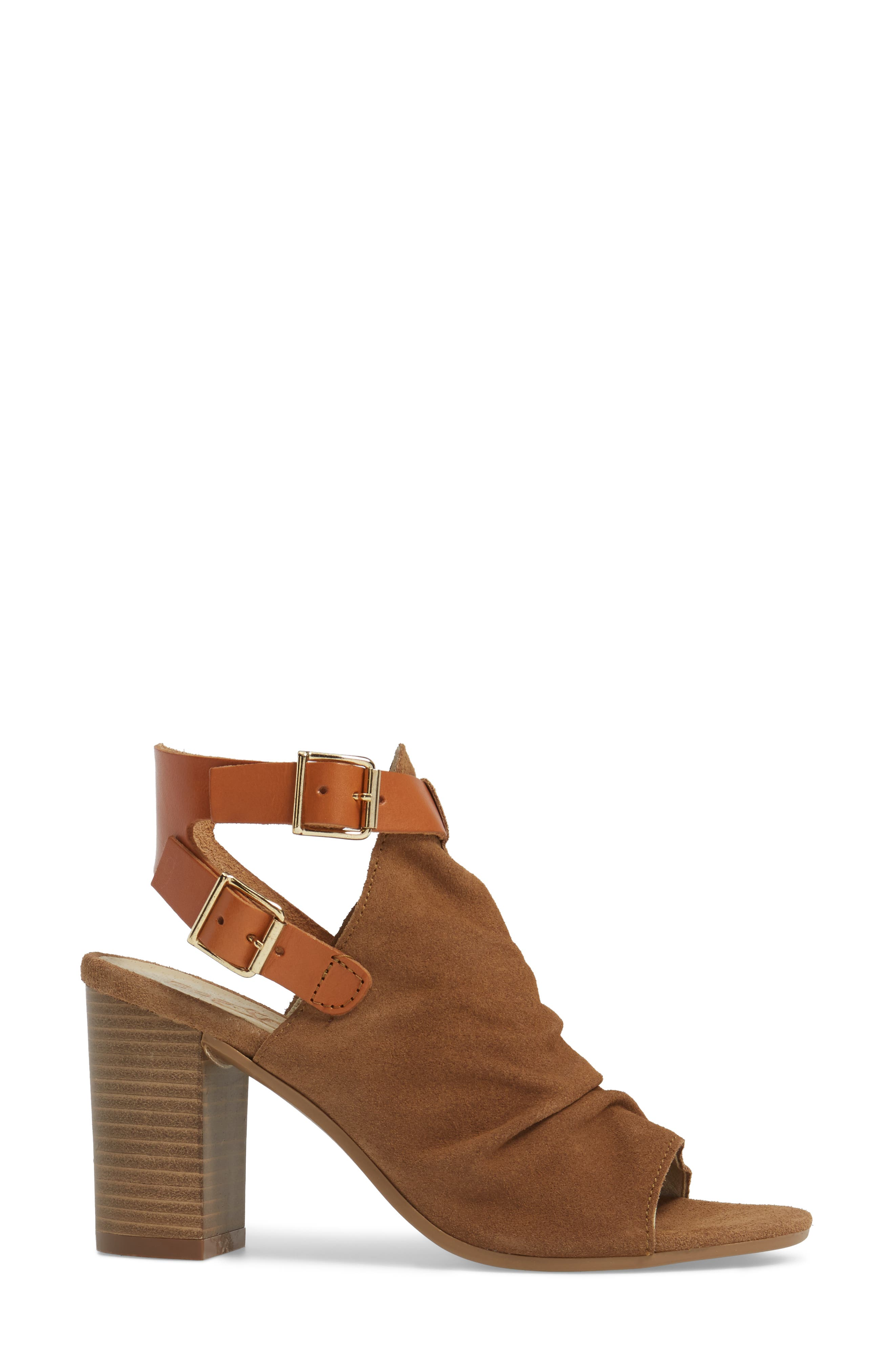 Alternate Image 3  - Bos. & Co. Ivy Block Heel Sandal (Women)