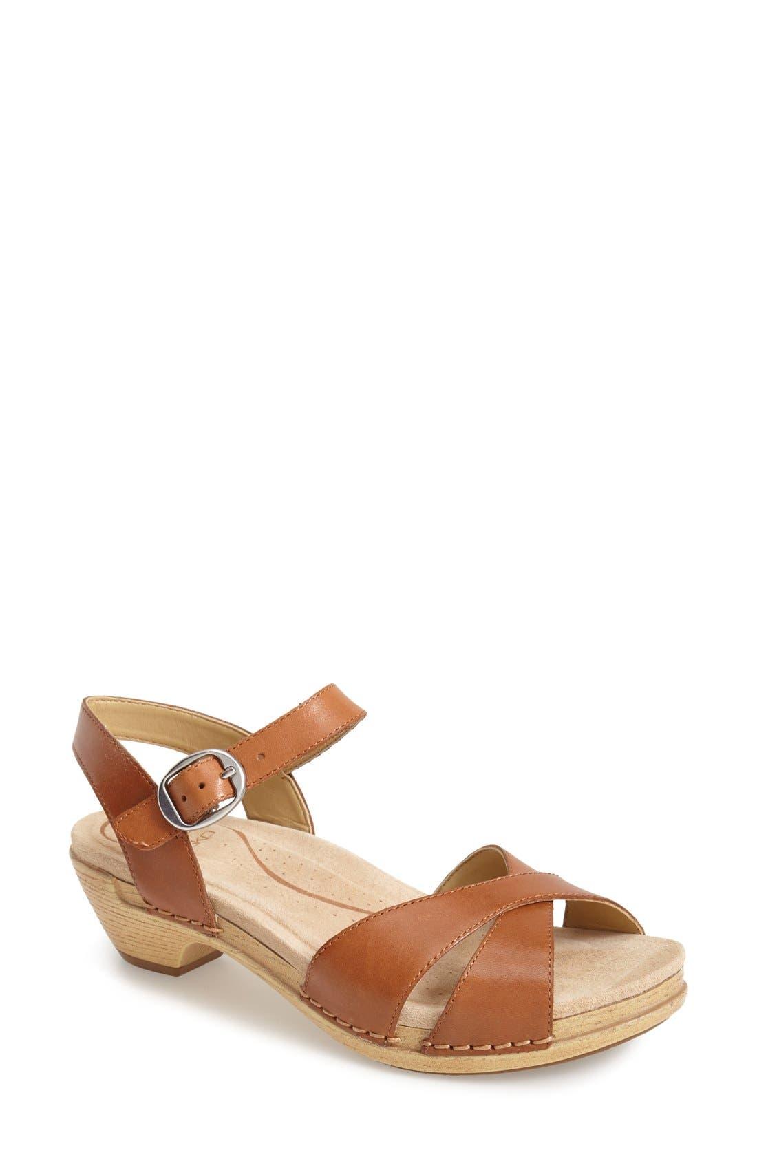 Alternate Image 1 Selected - Dansko 'Larissa' Sandal (Women)