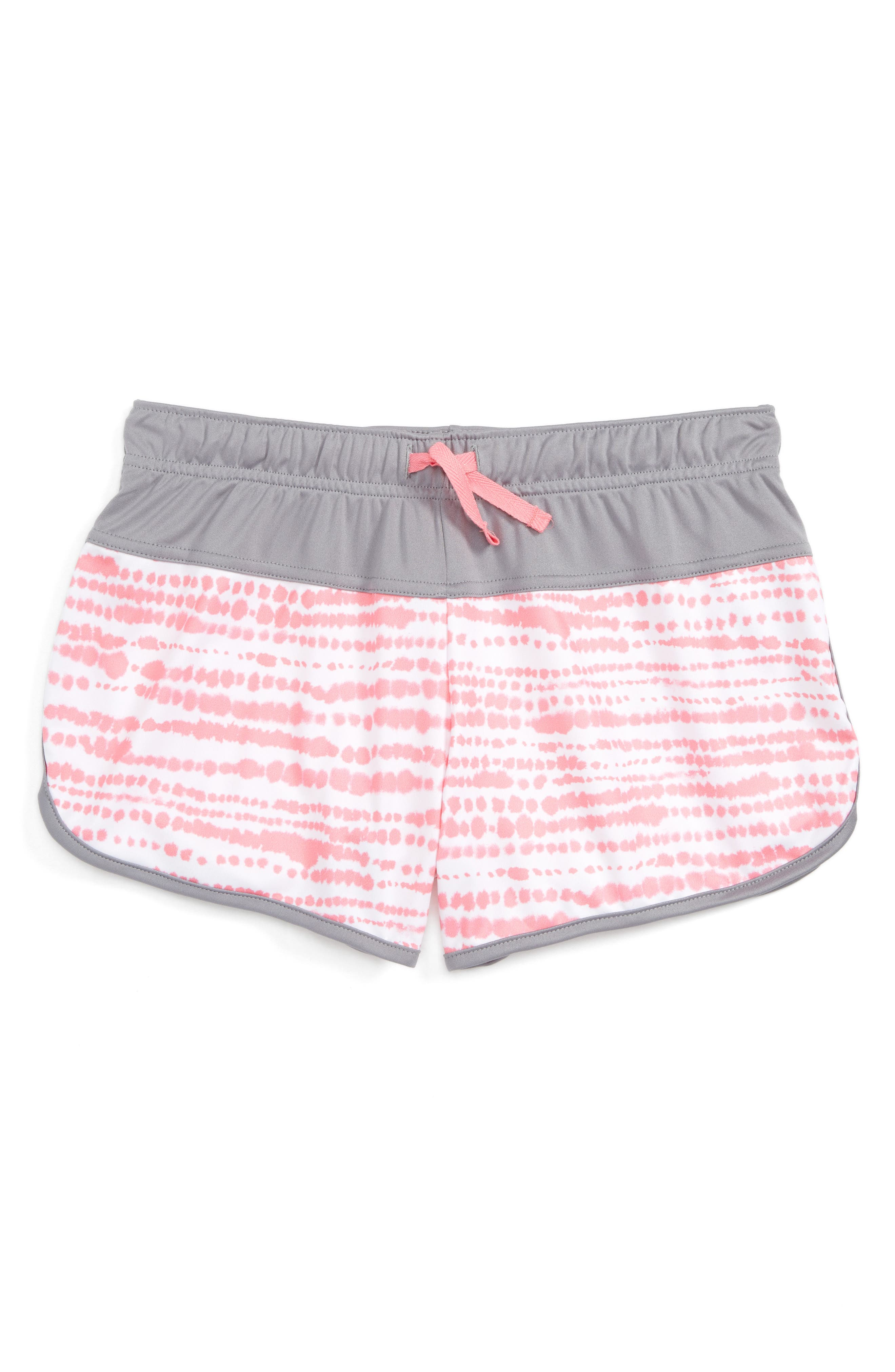 Zella Girl Print Shorts (Little Girls & Big Girls)