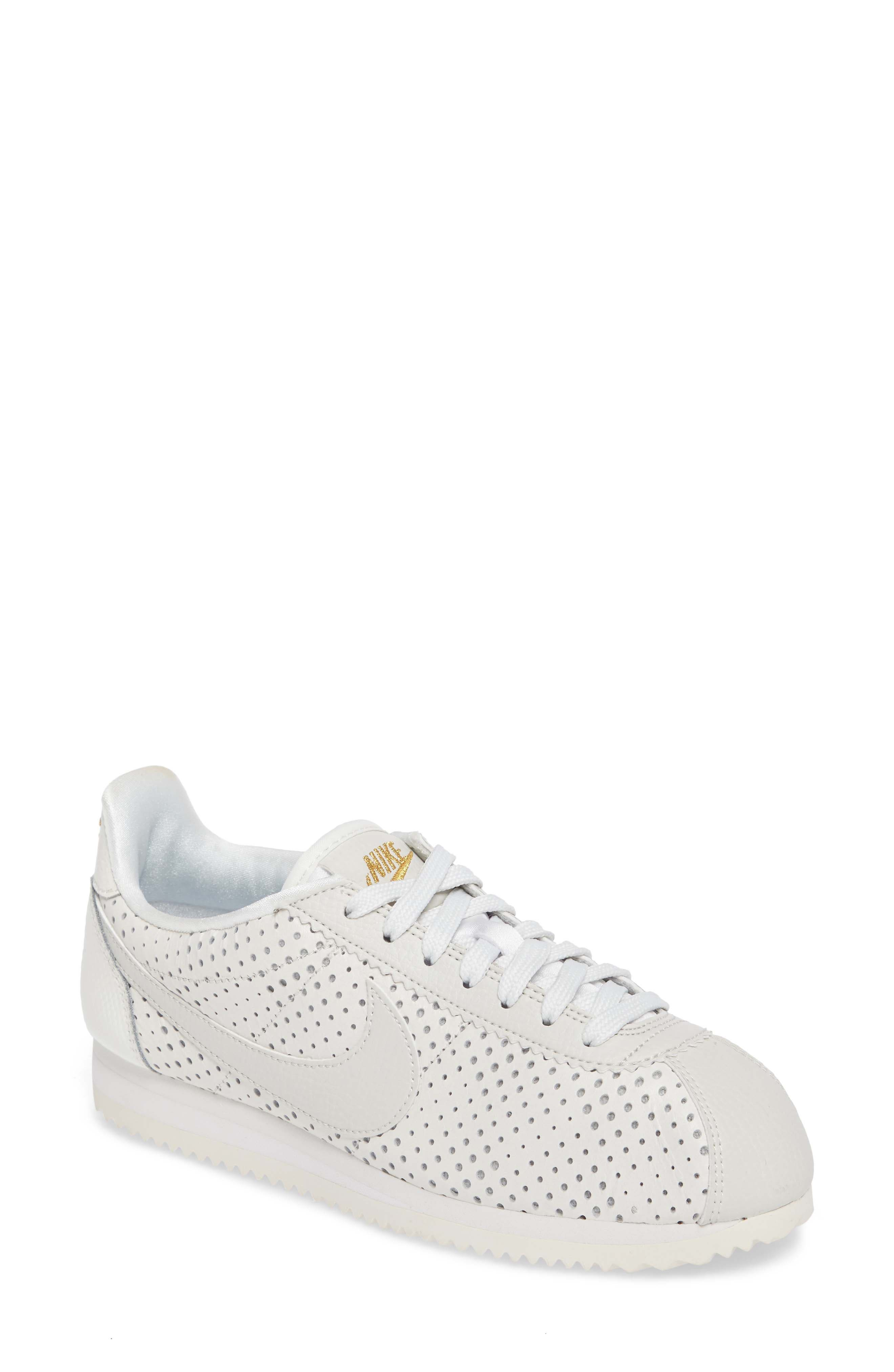 Nike Cortez Classic SE PRM Sneaker (Women)