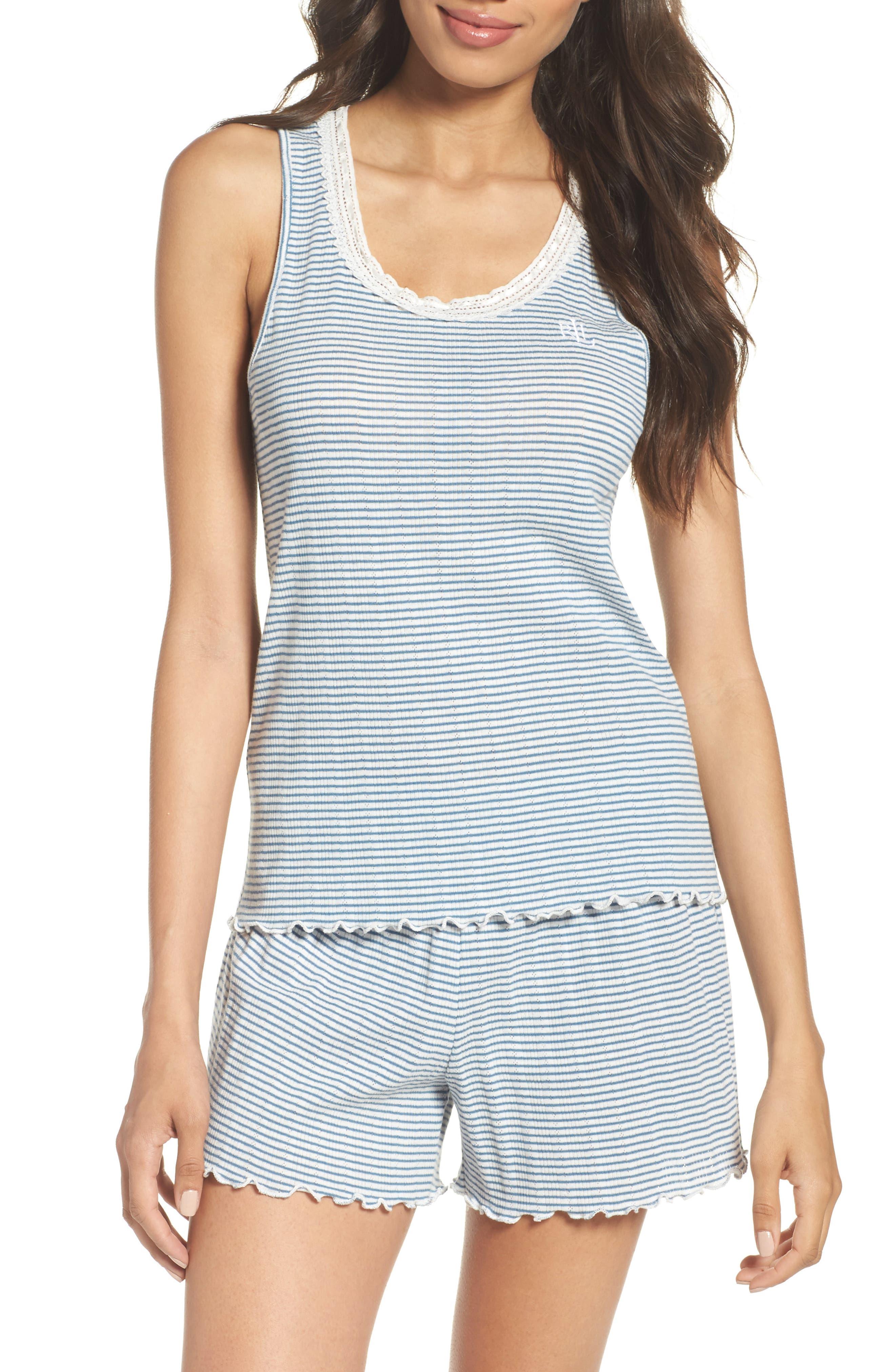 Lauren Ralph Lauren Short Pajamas