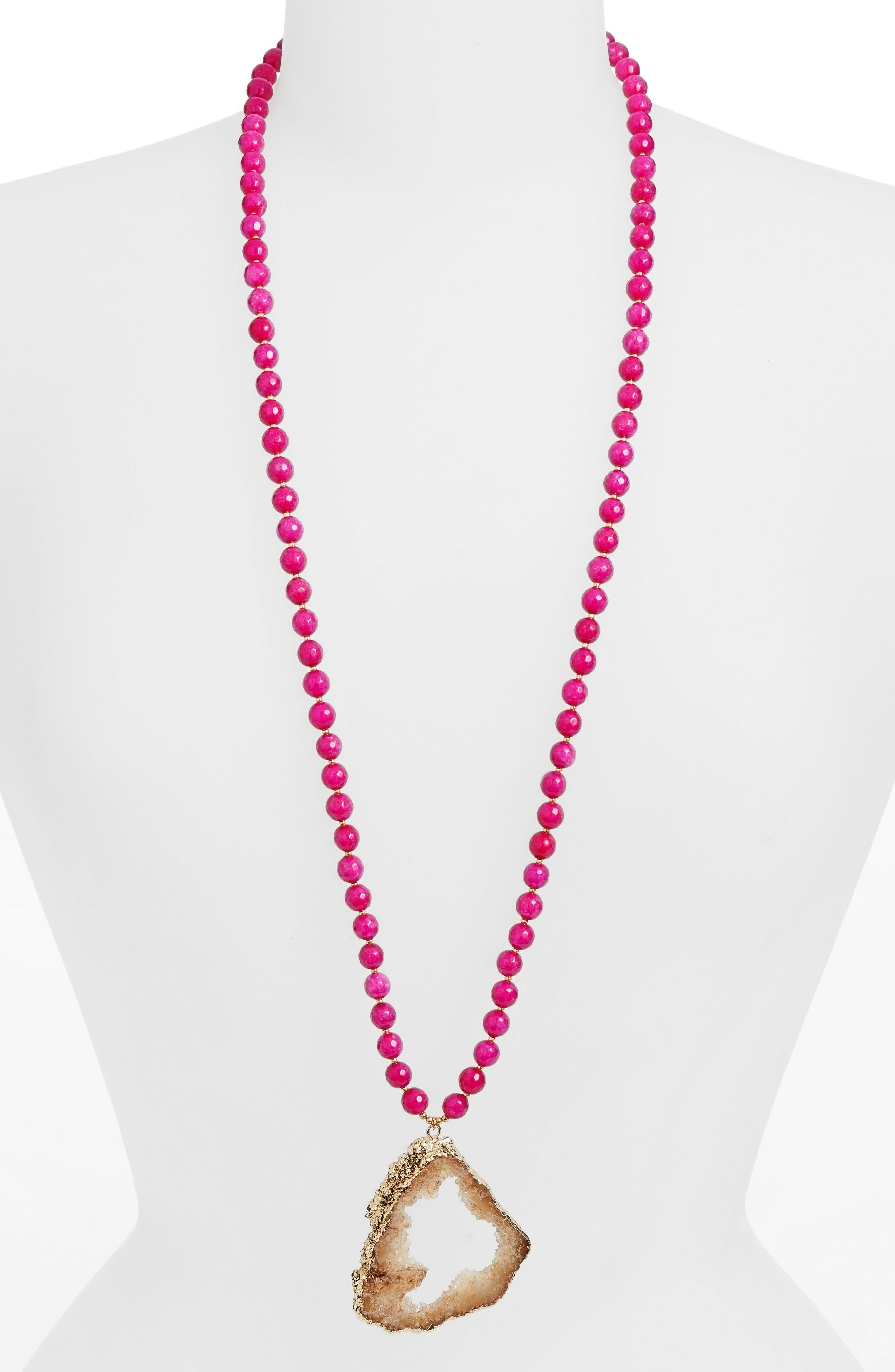 Love's Affect Pendant Necklace
