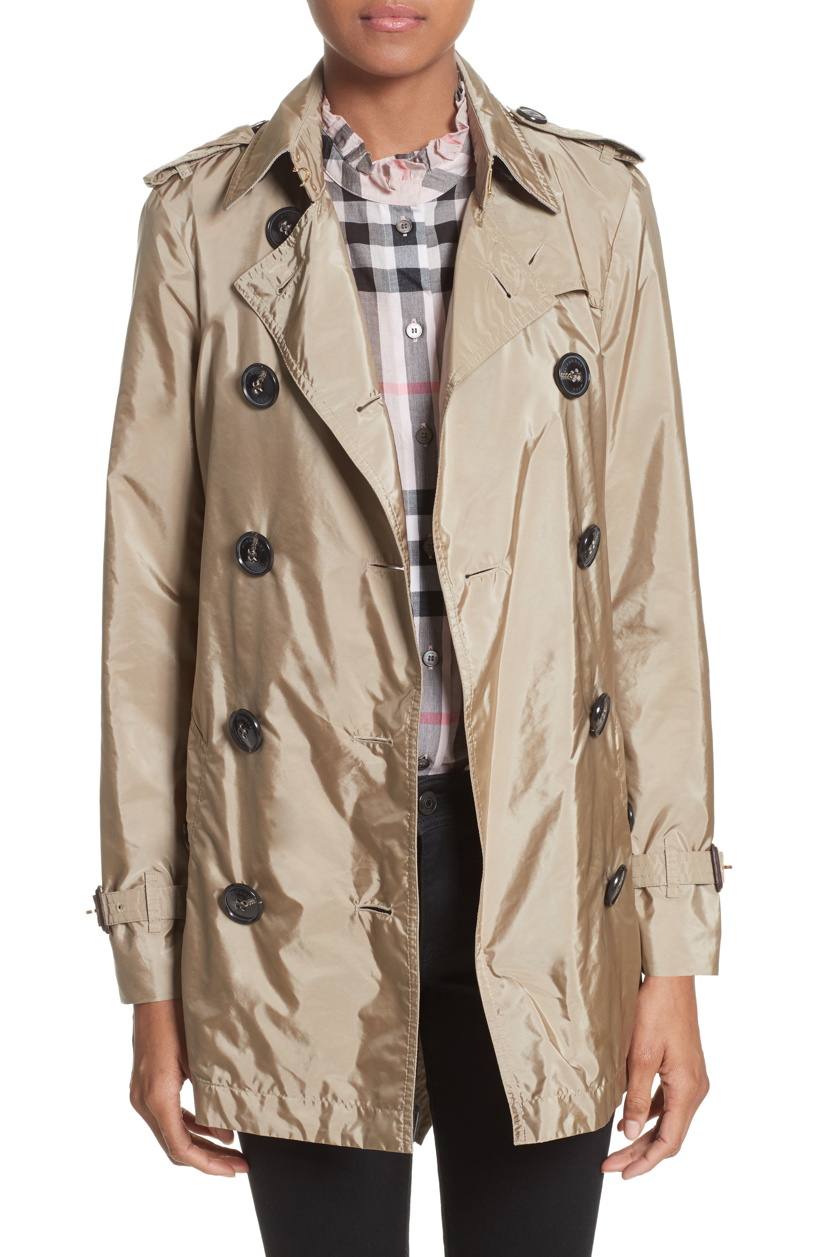 Burberry Kerringdale Trench Coat