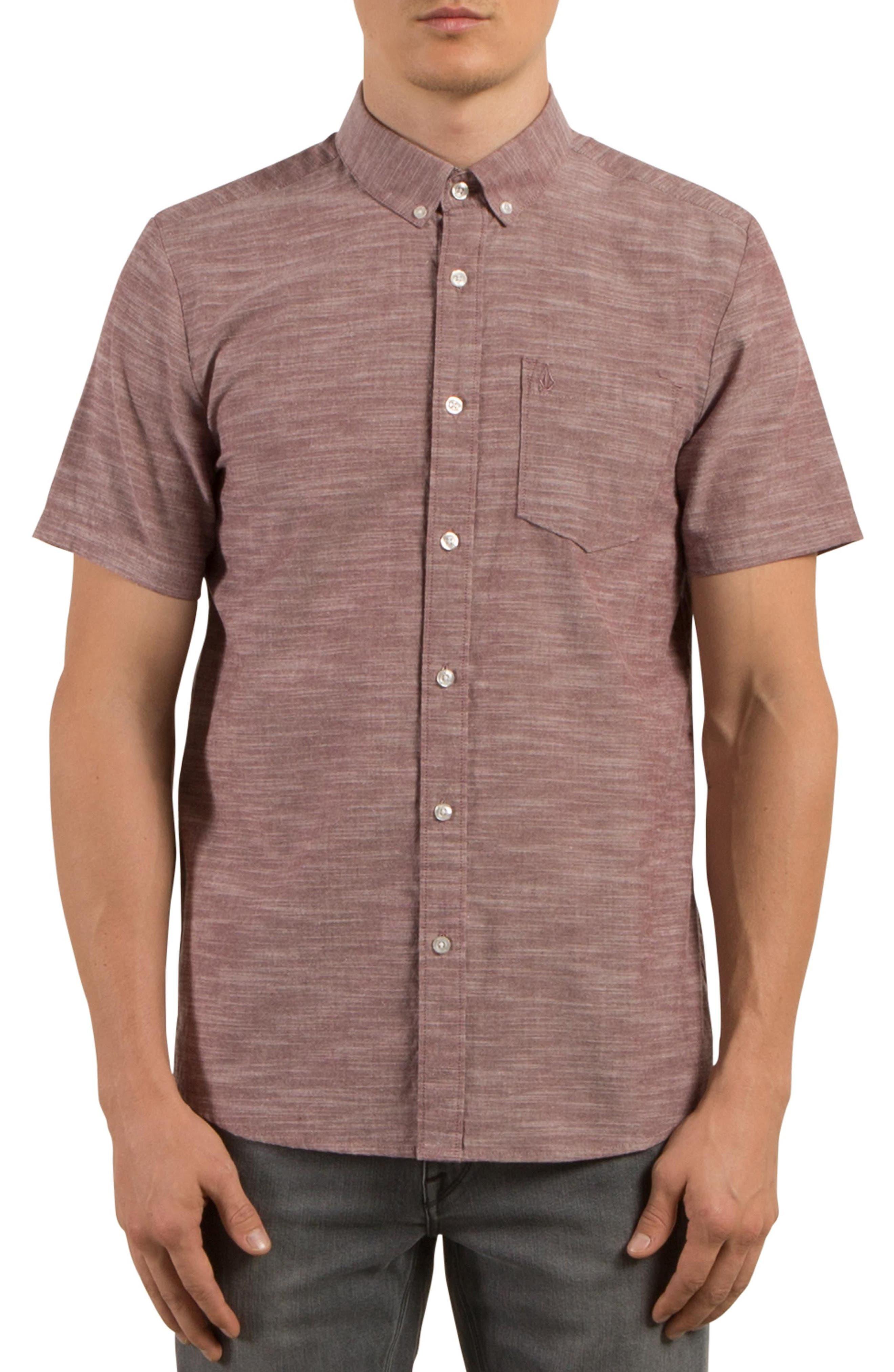 Volcom Slub Oxford Shirt