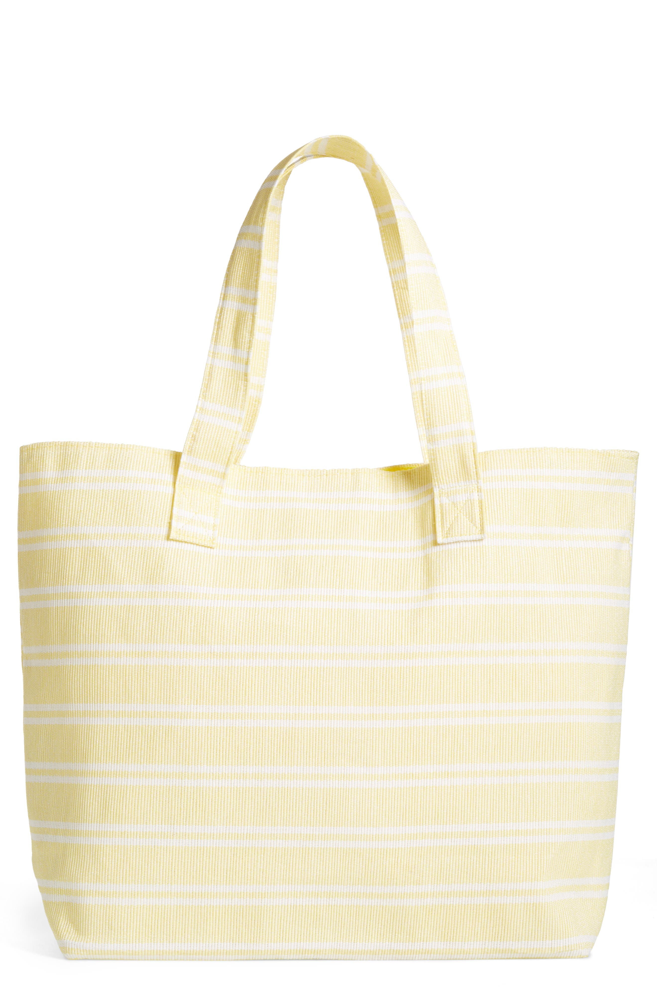 BP. Stripe Beach Tote