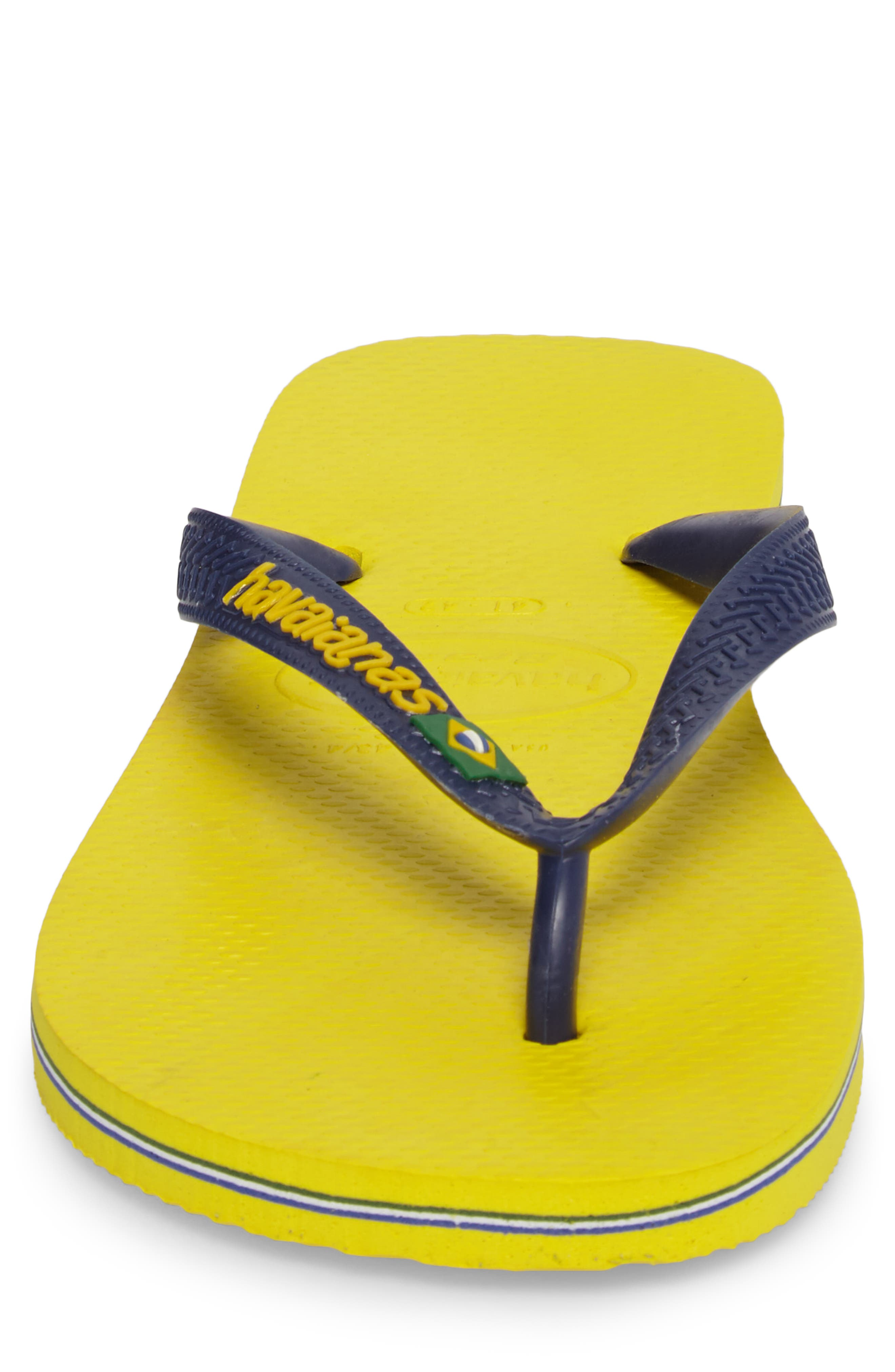 Alternate Image 4  - Havaianas 'Brazil' Flip Flop (Men)