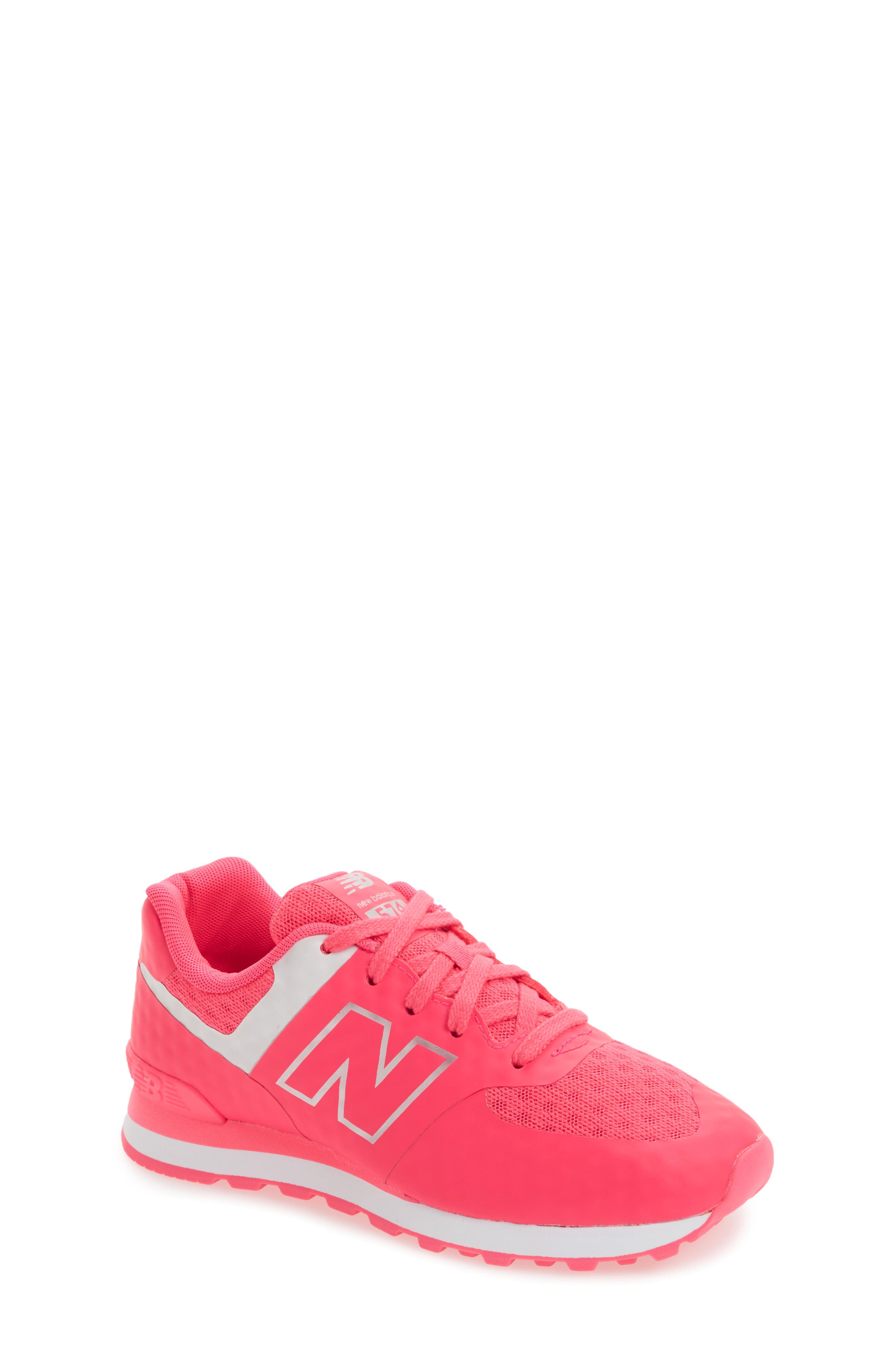 New Balance 574 Sneaker (Baby, Walker, Toddler, Little Kid & Big Kid)