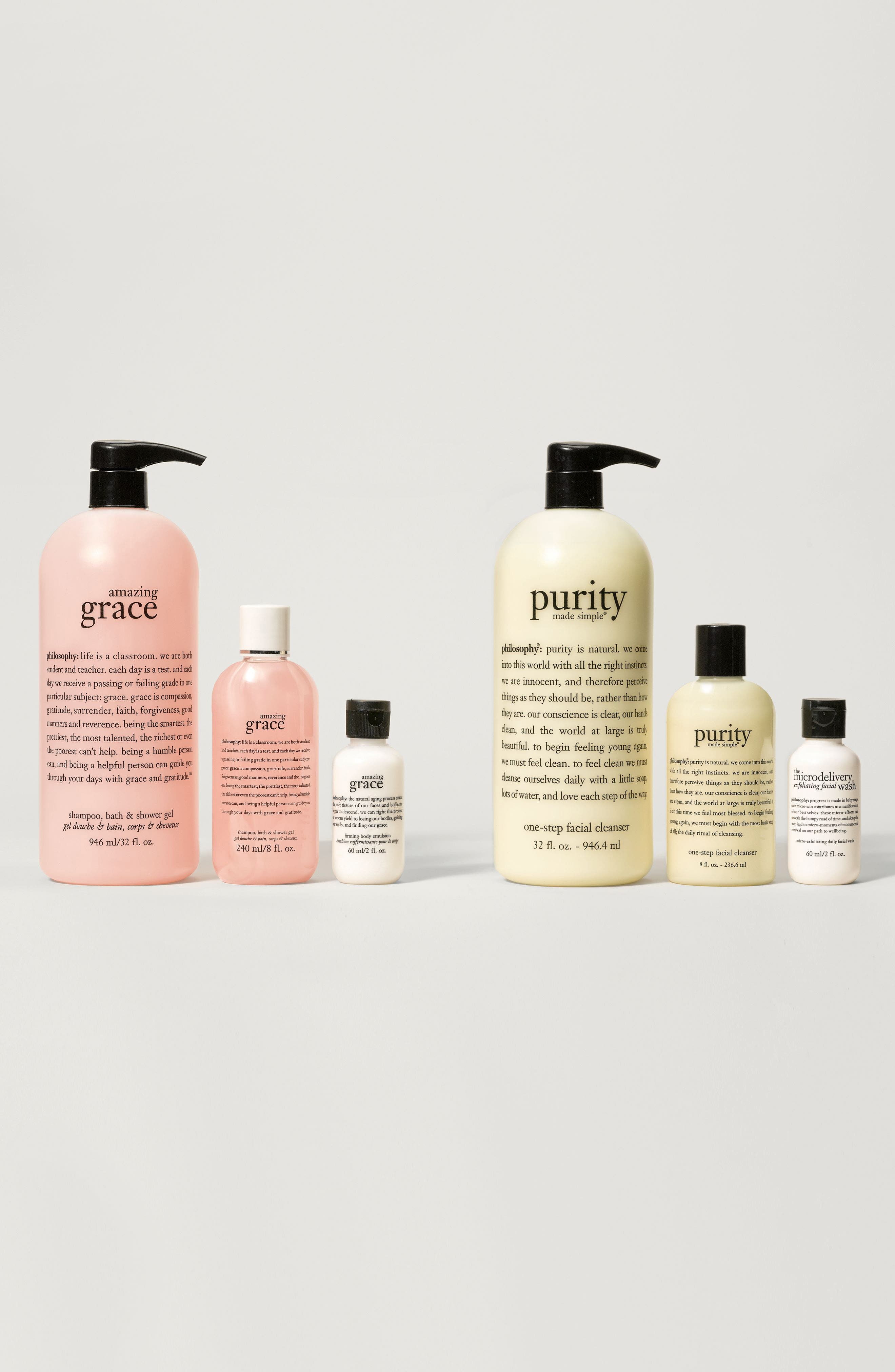 Alternate Image 3  - philosophy purity made simple cleanse & smooth trio (Nordstrom Exclusive) ($87 Value)