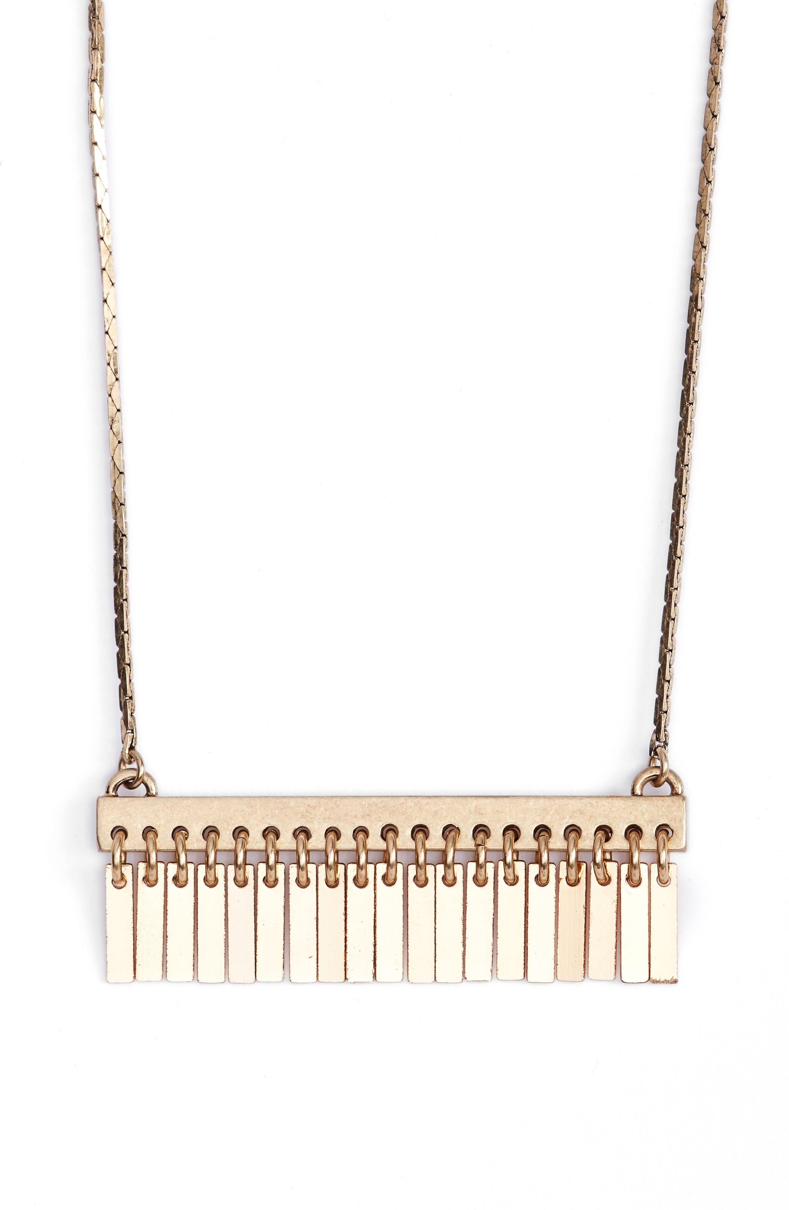 Alternate Image 1 Selected - Jenny Bird Raya Pendant Necklace
