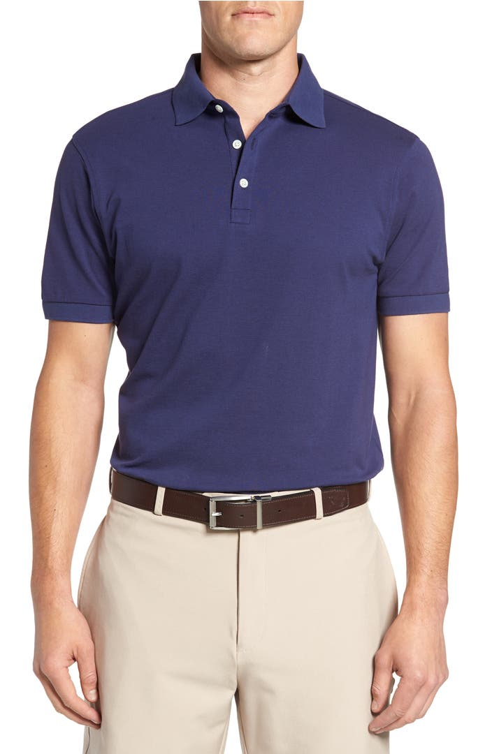 Peter millar crown polo nordstrom for Peter millar polo shirts