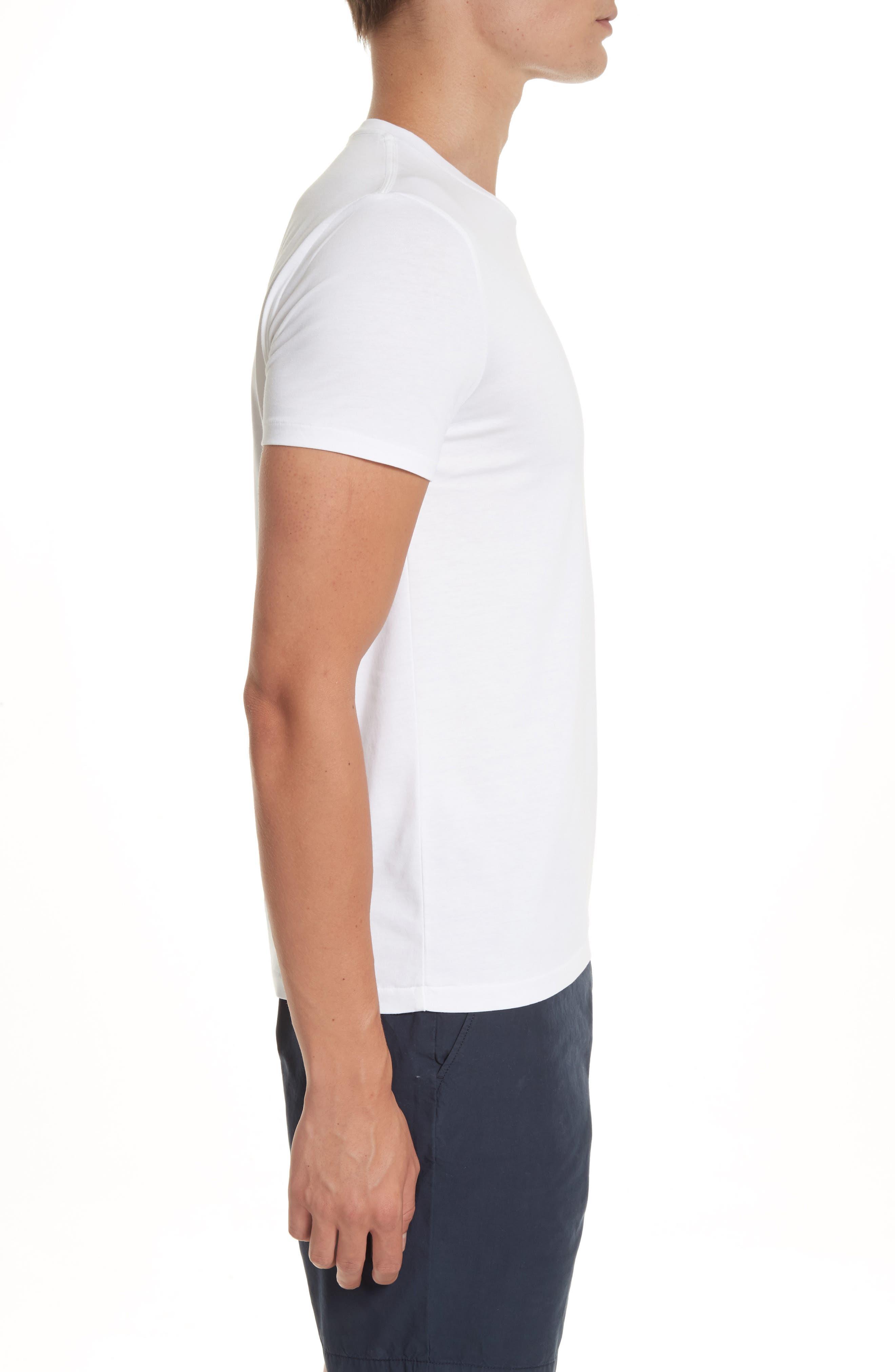 Alternate Image 3  - Burberry Brit 'Tunworth' T-Shirt