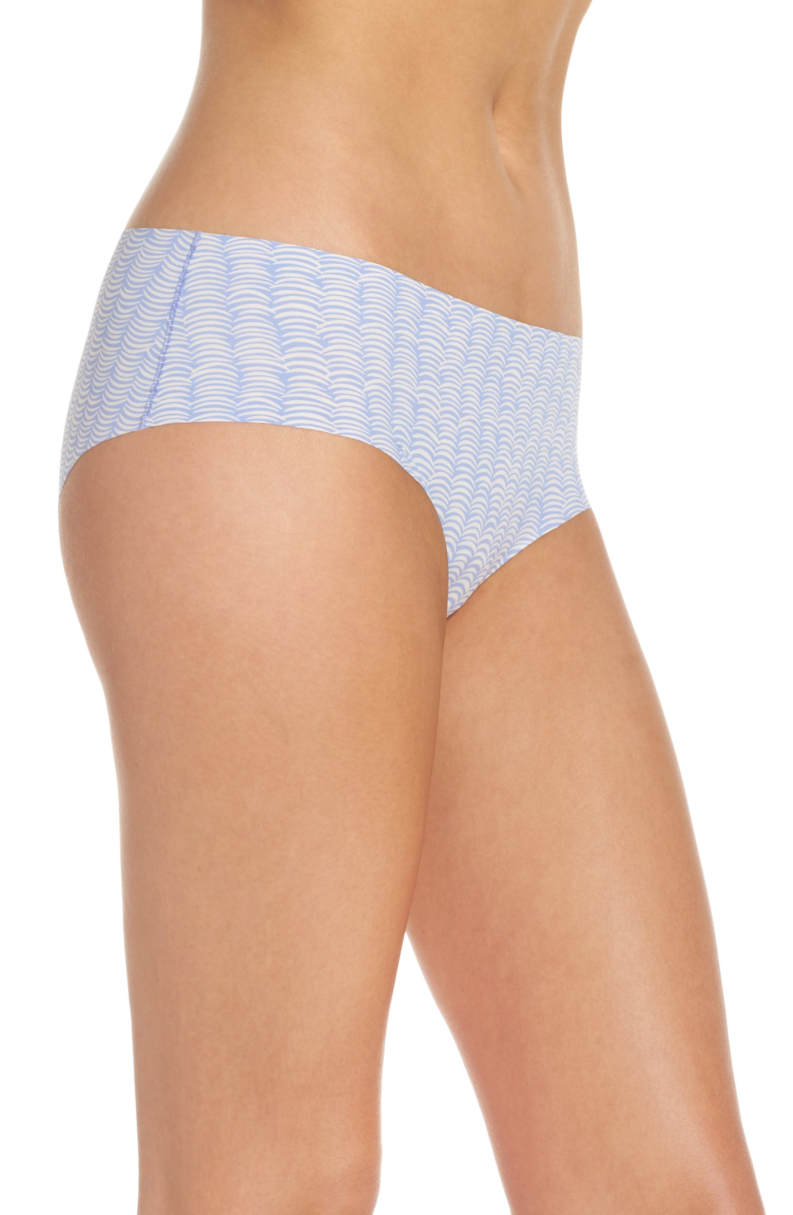 Alternate Image 3  - Calvin Klein Invisibles Hipster Briefs (3 for $33)