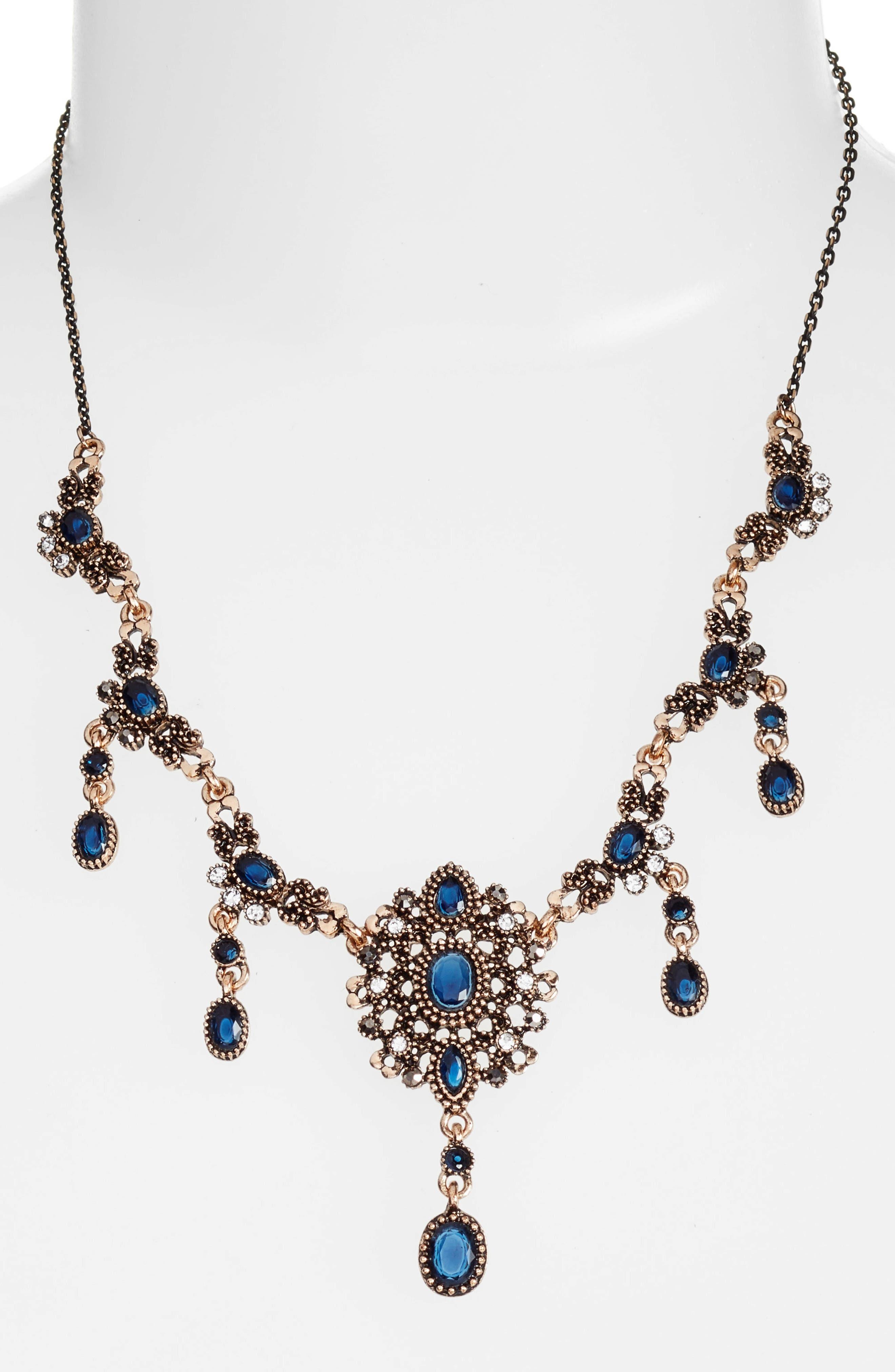 Sareh by Sareh Nouri Romina Oval Statemant Necklace