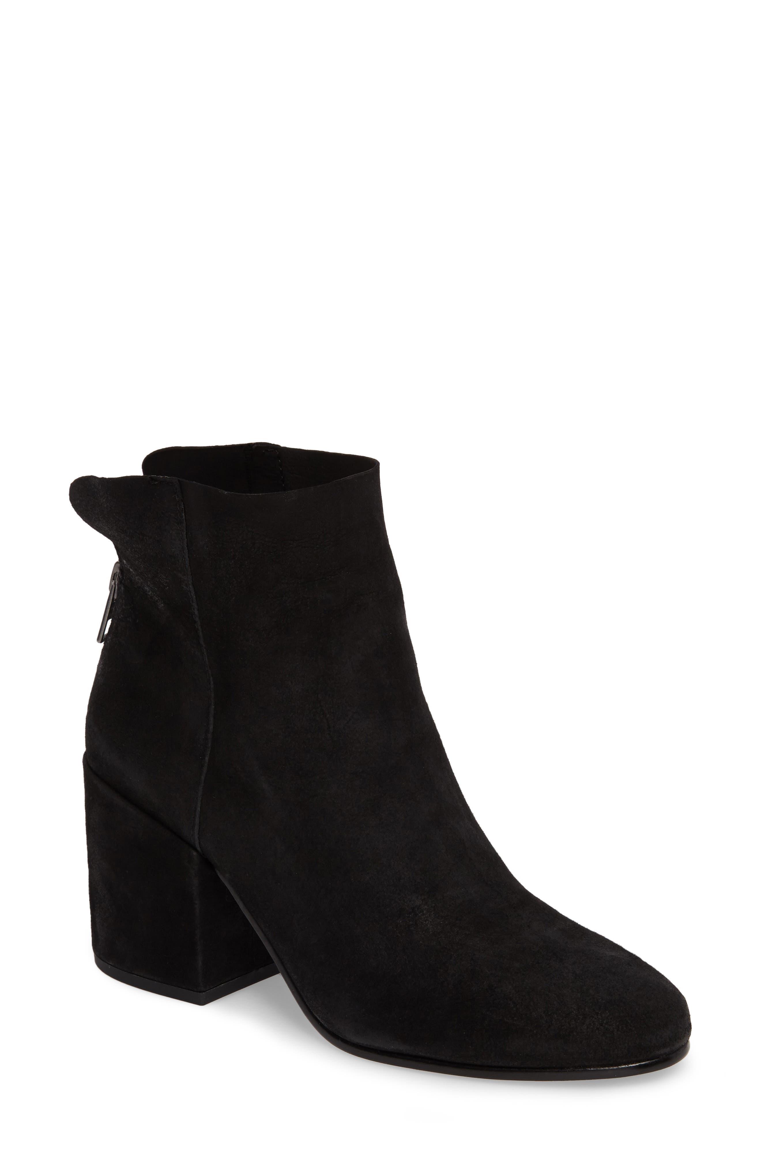 Lucky Brand Ravynn Block Heel Bootie (Women)