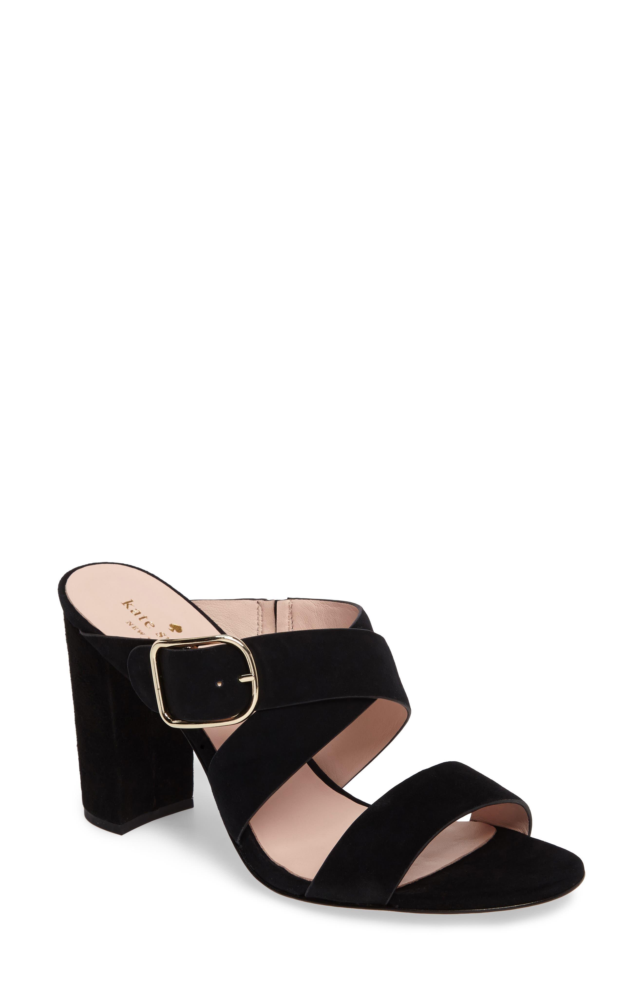kate spade new york orchid slide sandal (Women)