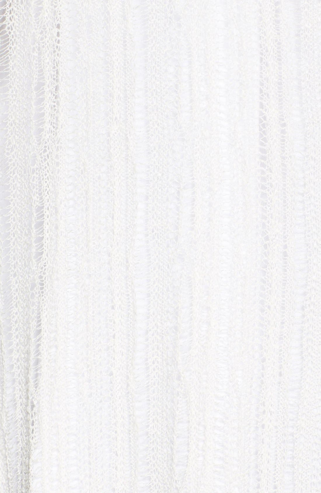 Alternate Image 3  - Free People 'Smokey' Fringe Sweater Vest