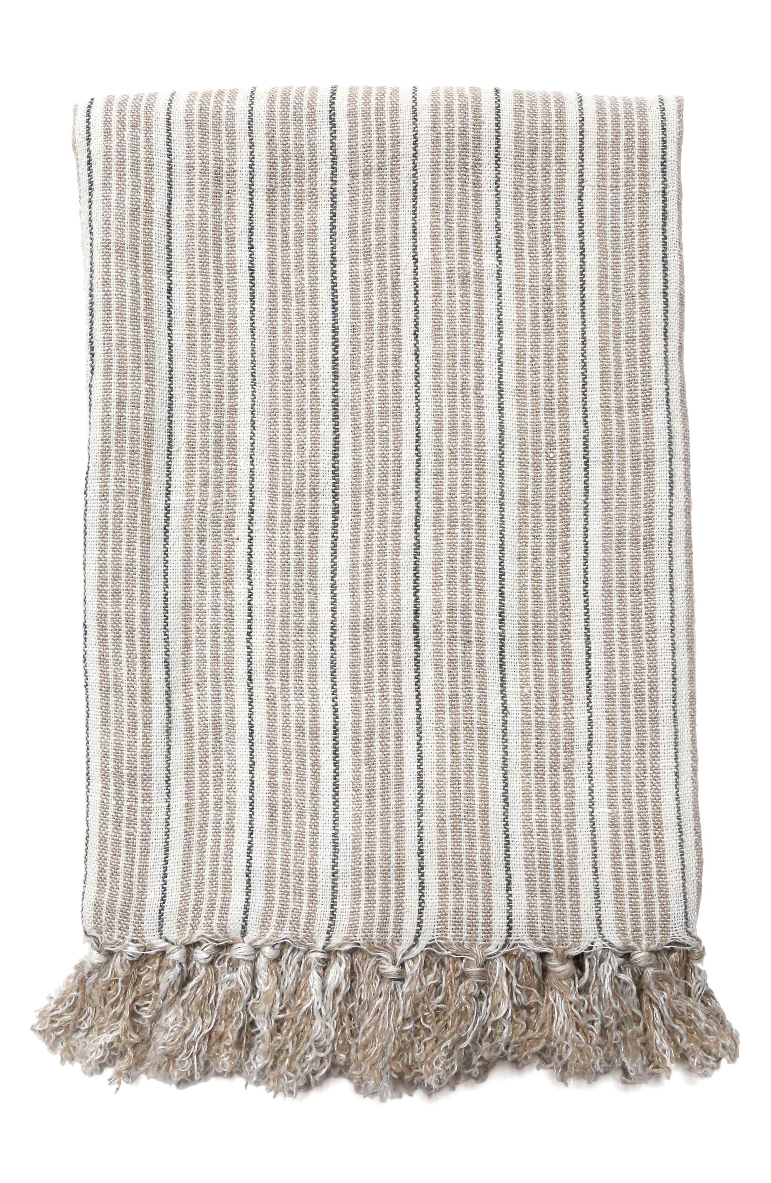 Pom Pom at Home Newport Throw Blanket