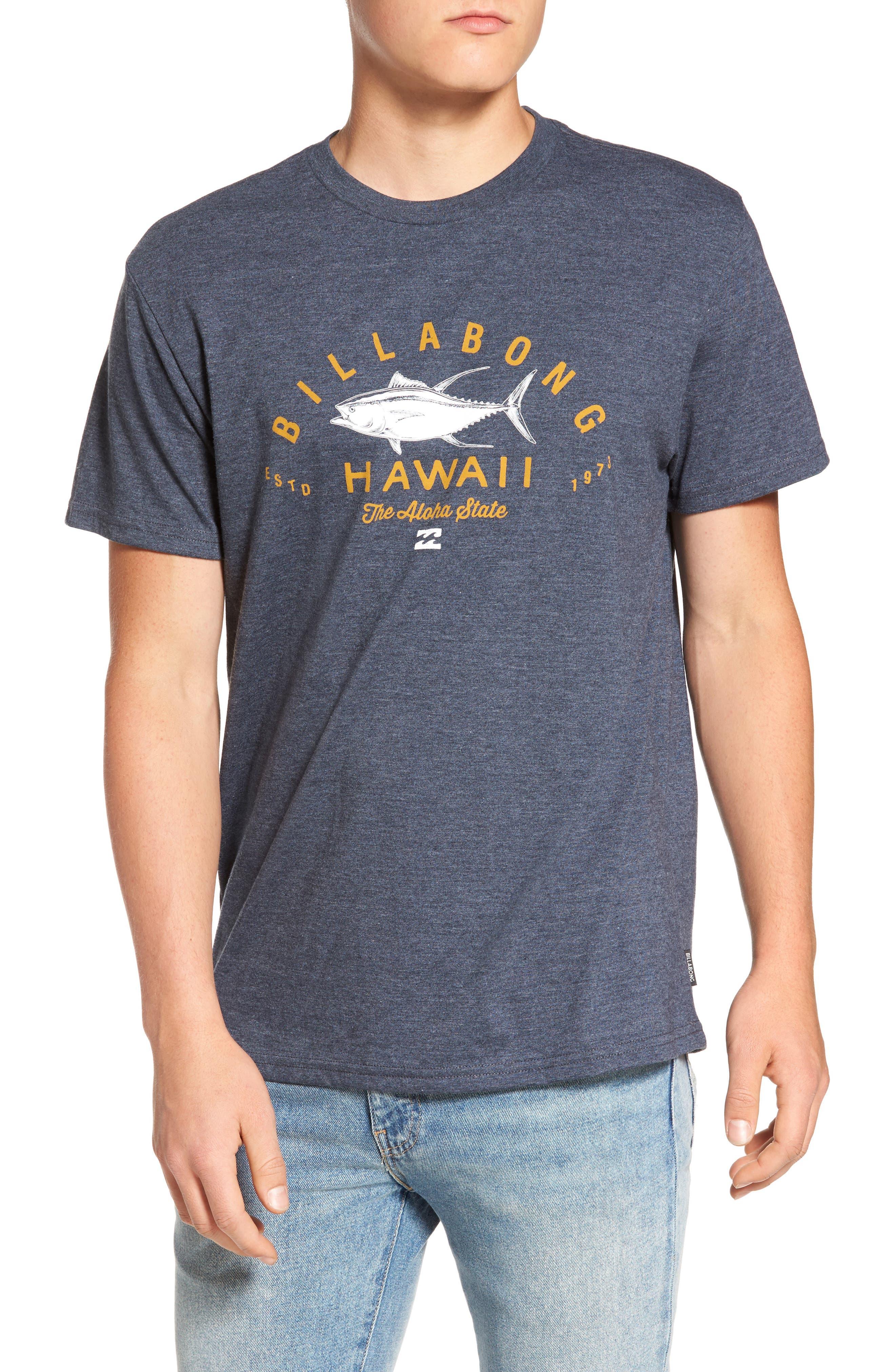 Billabong Tuner Hi Graphic T-Shirt