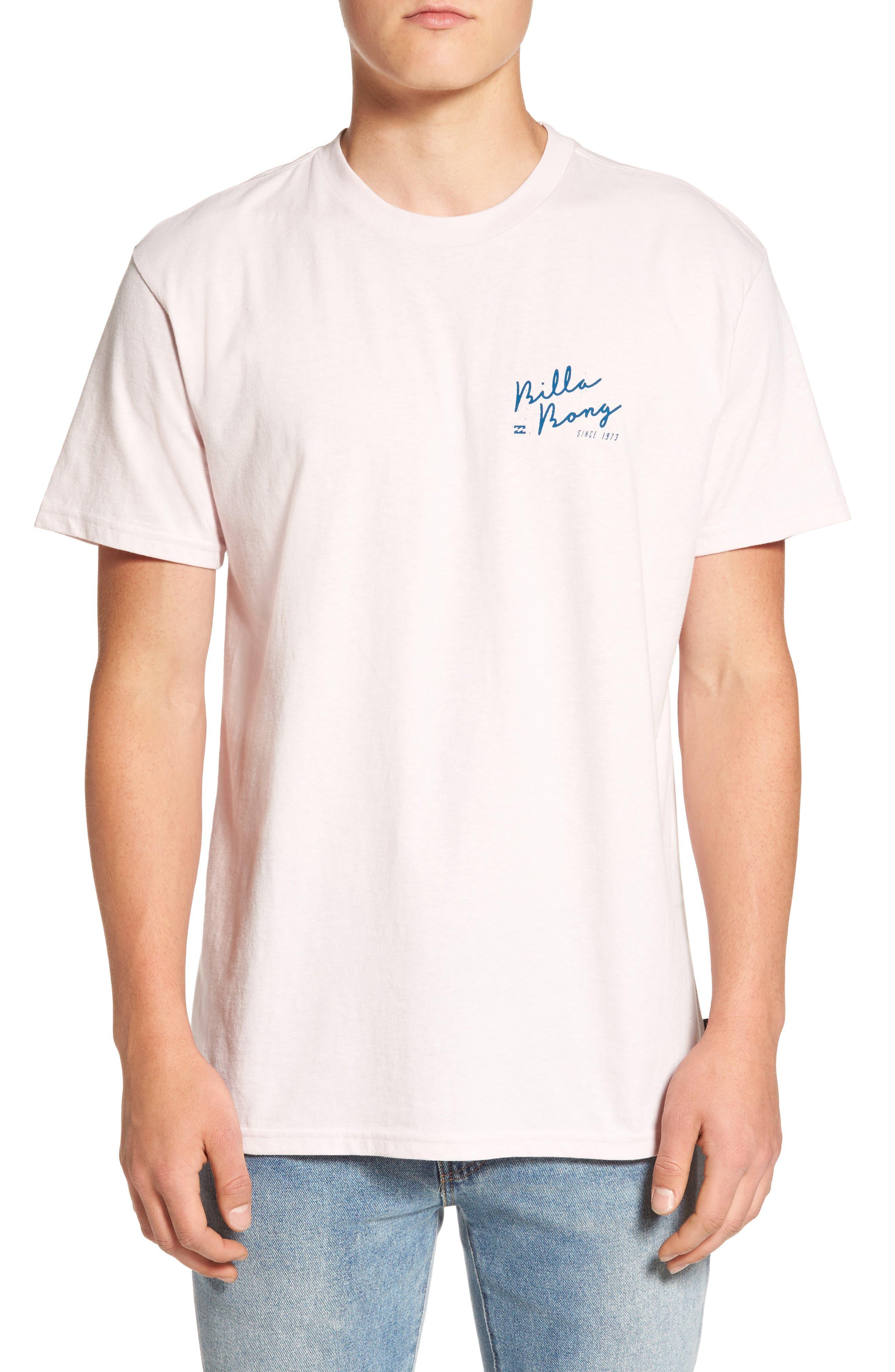 Billabong Resort Graphic T-Shirt
