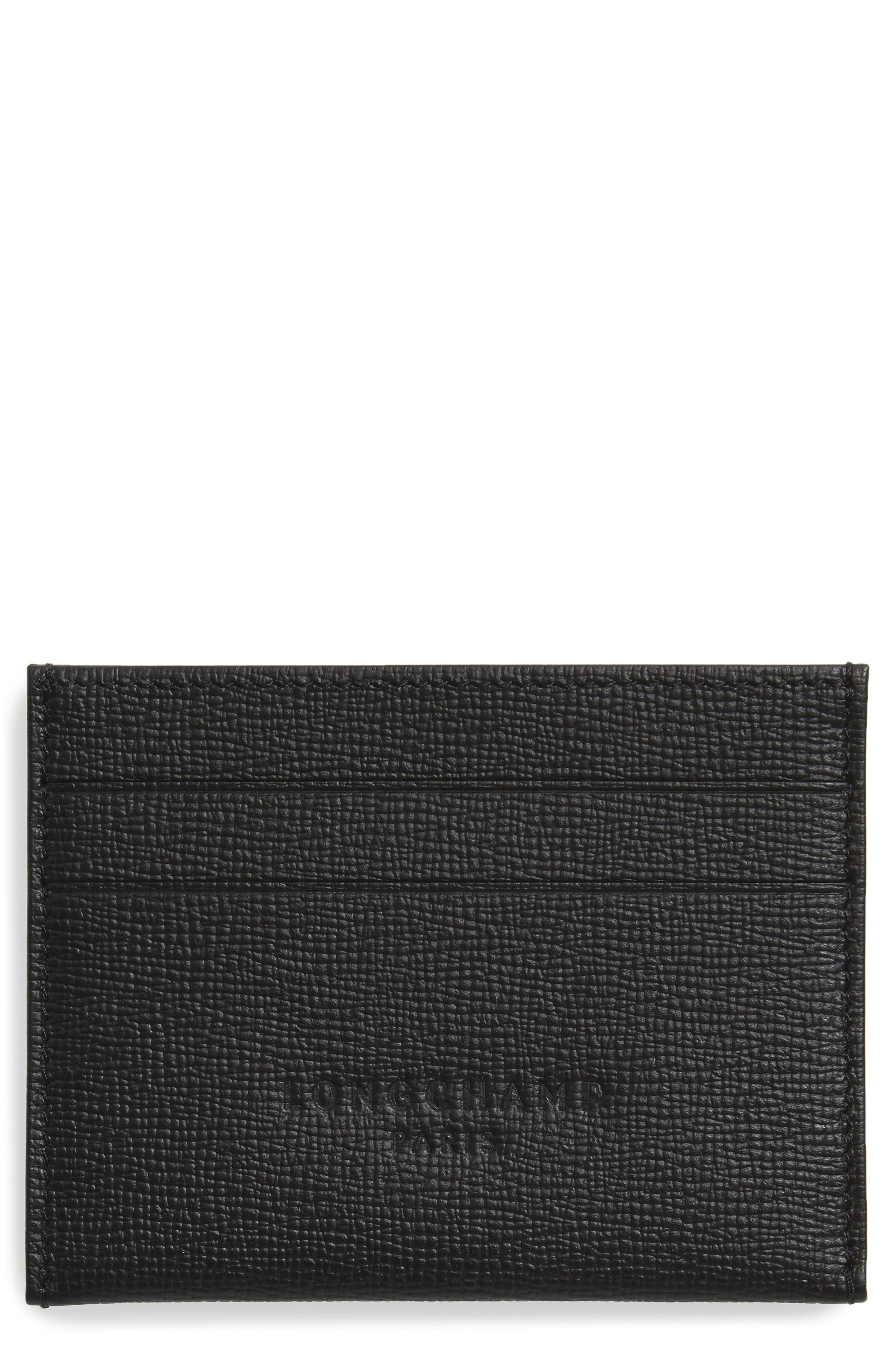 Longchamp Racing Plus Card Case