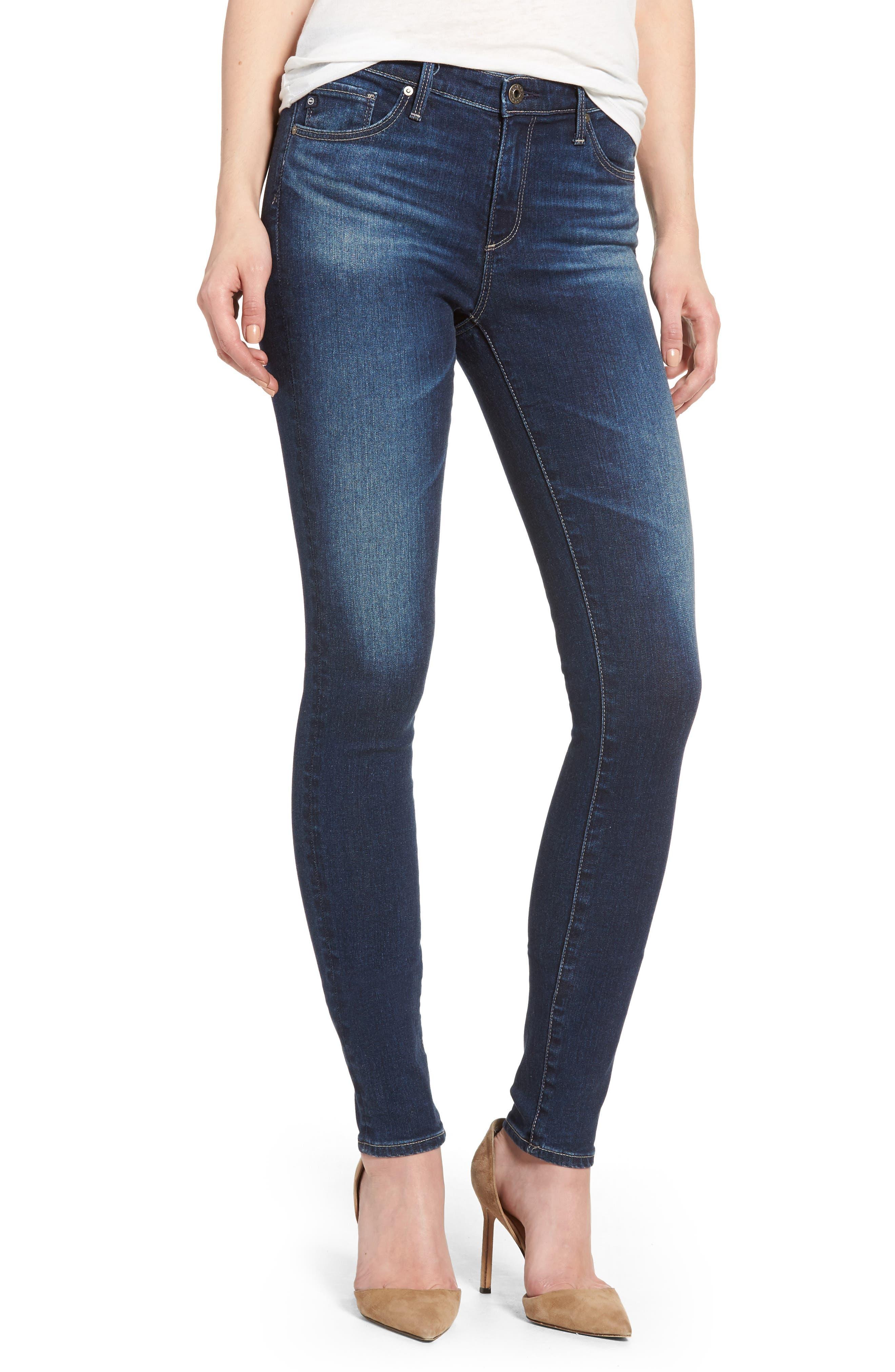 AG The Legging Super Skinny Jeans (Awaken)