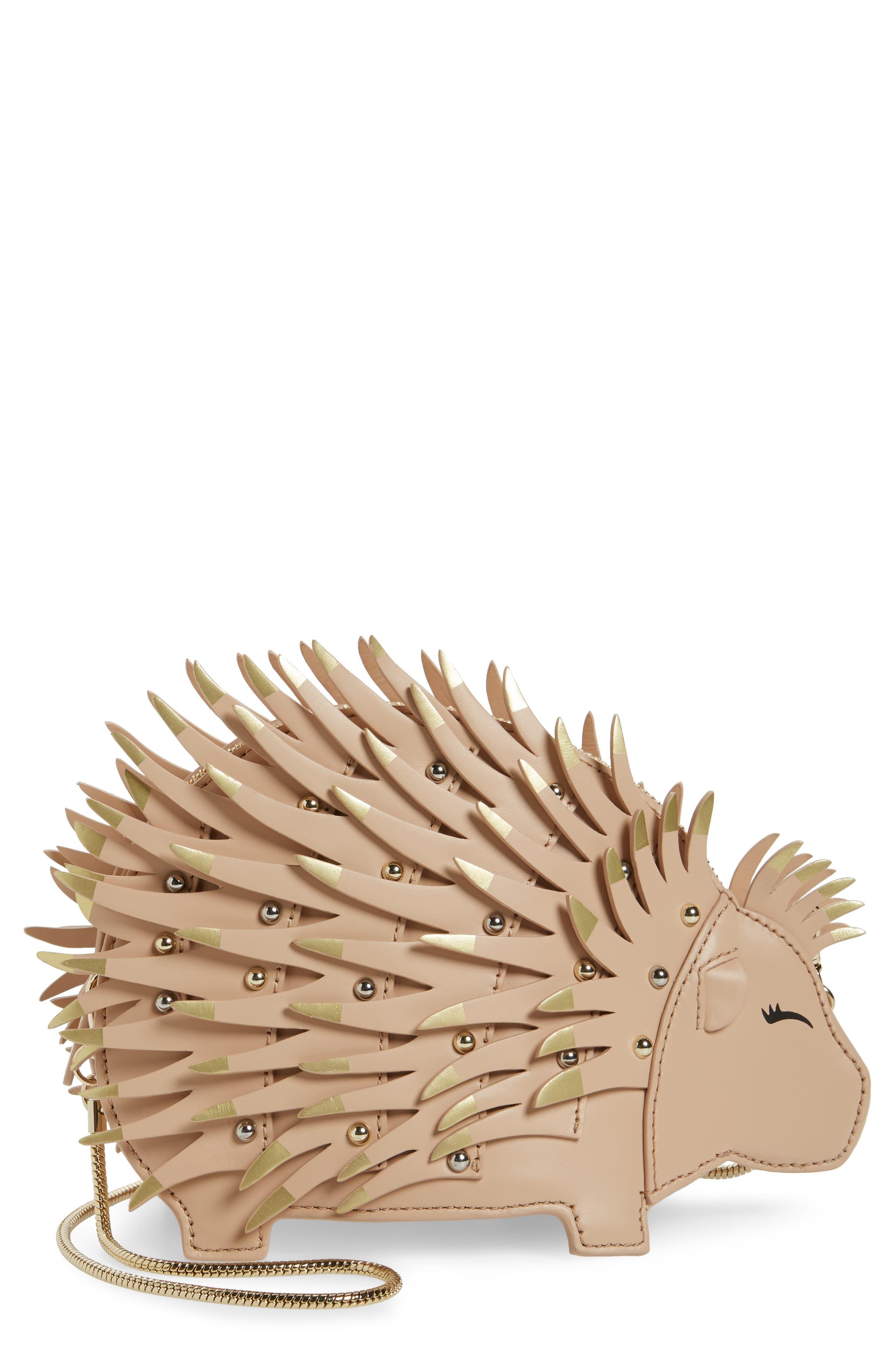 kate spade new york baja bound porcupine bag