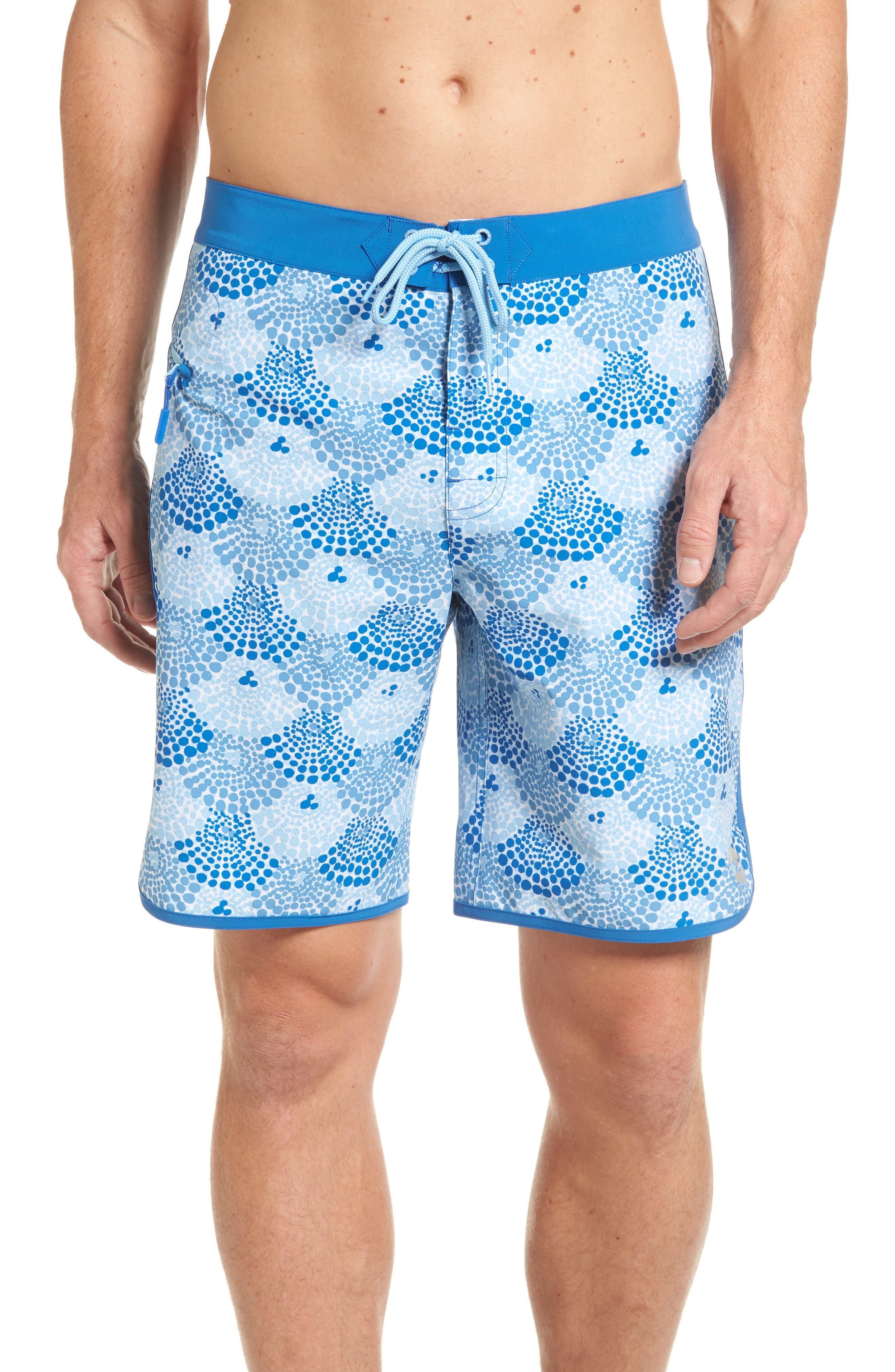 Vineyard Vines Dot Shells Board Shorts