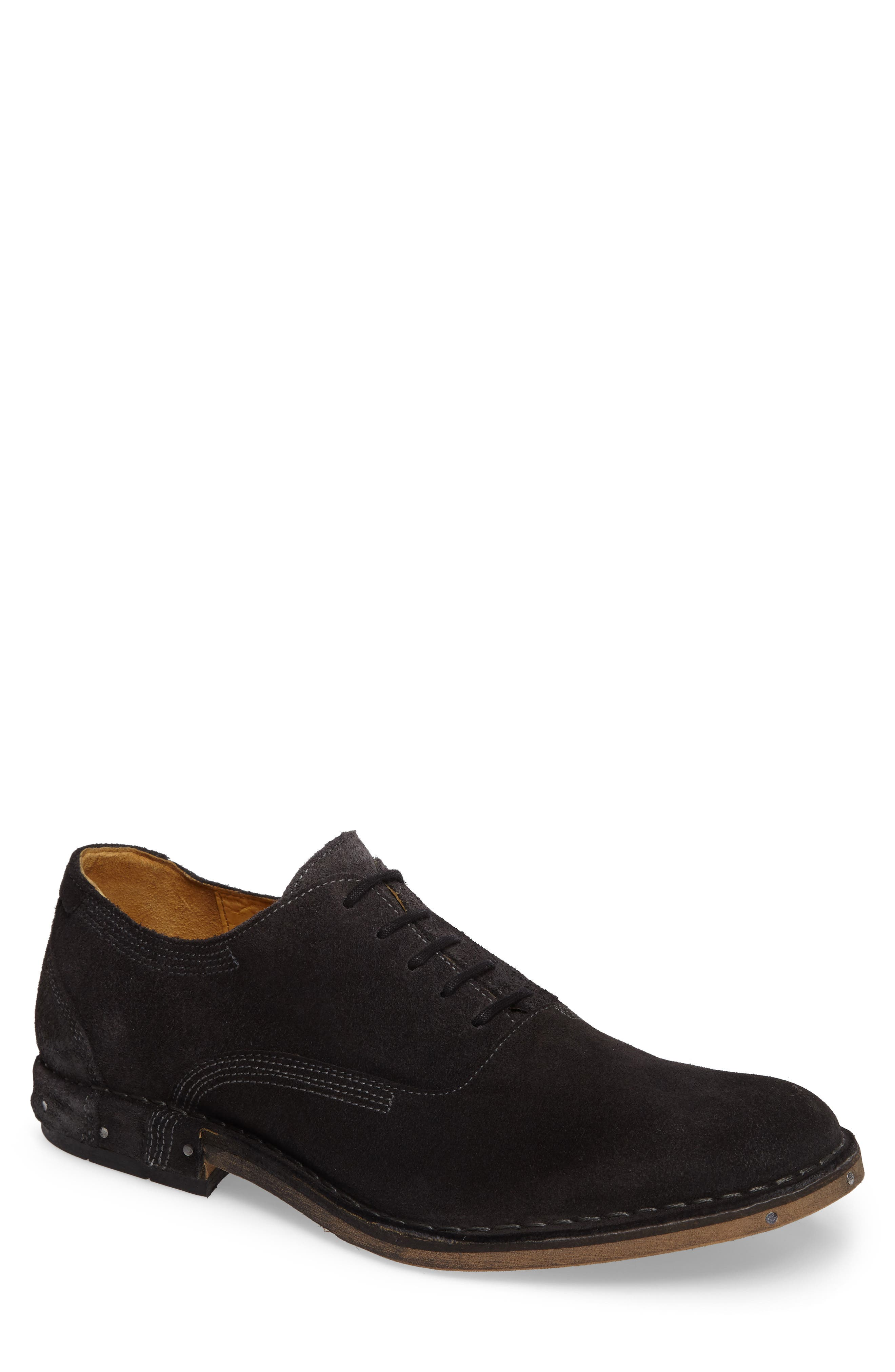 Fly London Hawk Plain Toe Oxford (Men)
