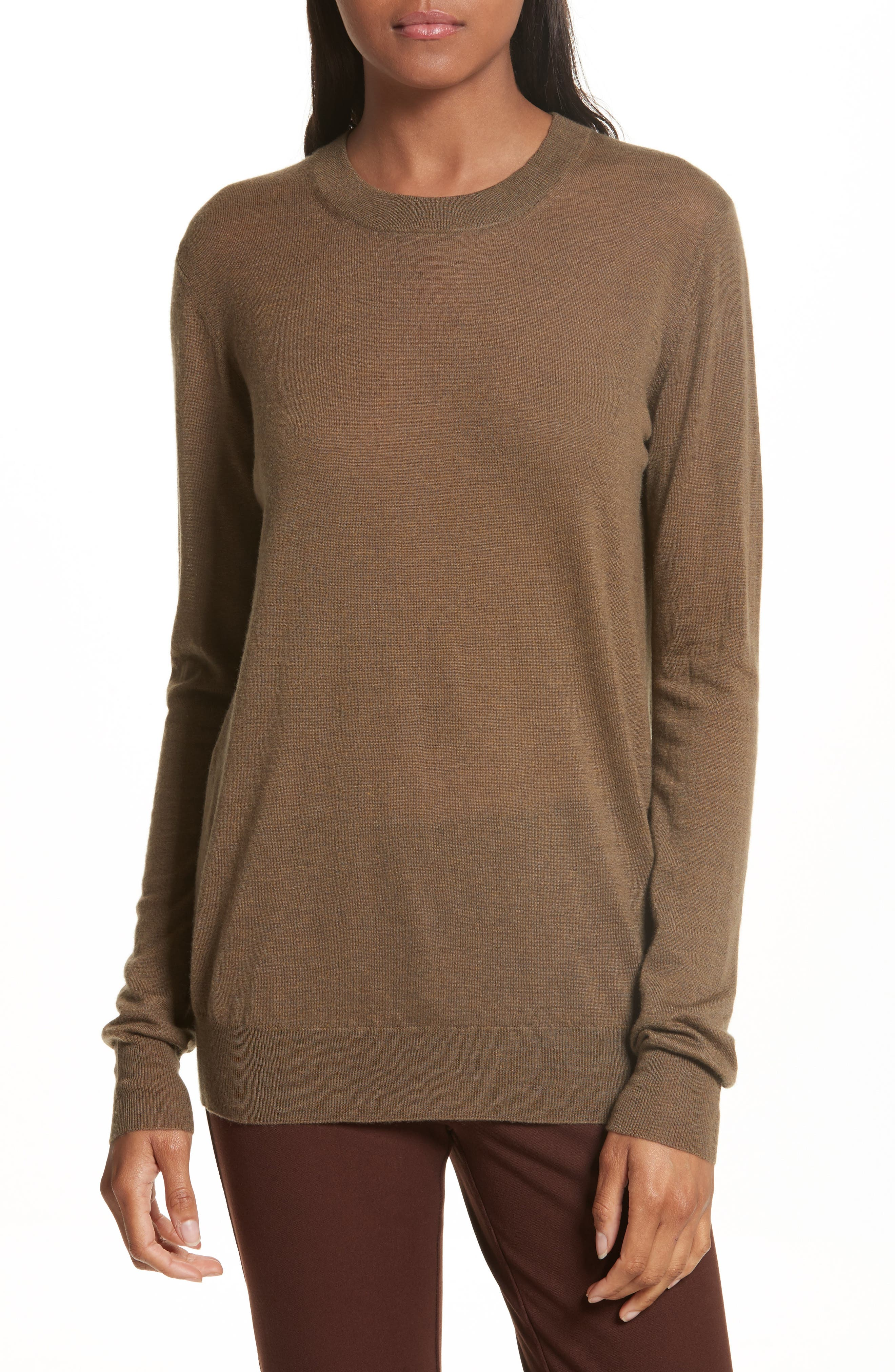 JOSEPH Crewneck Cashmere Sweater