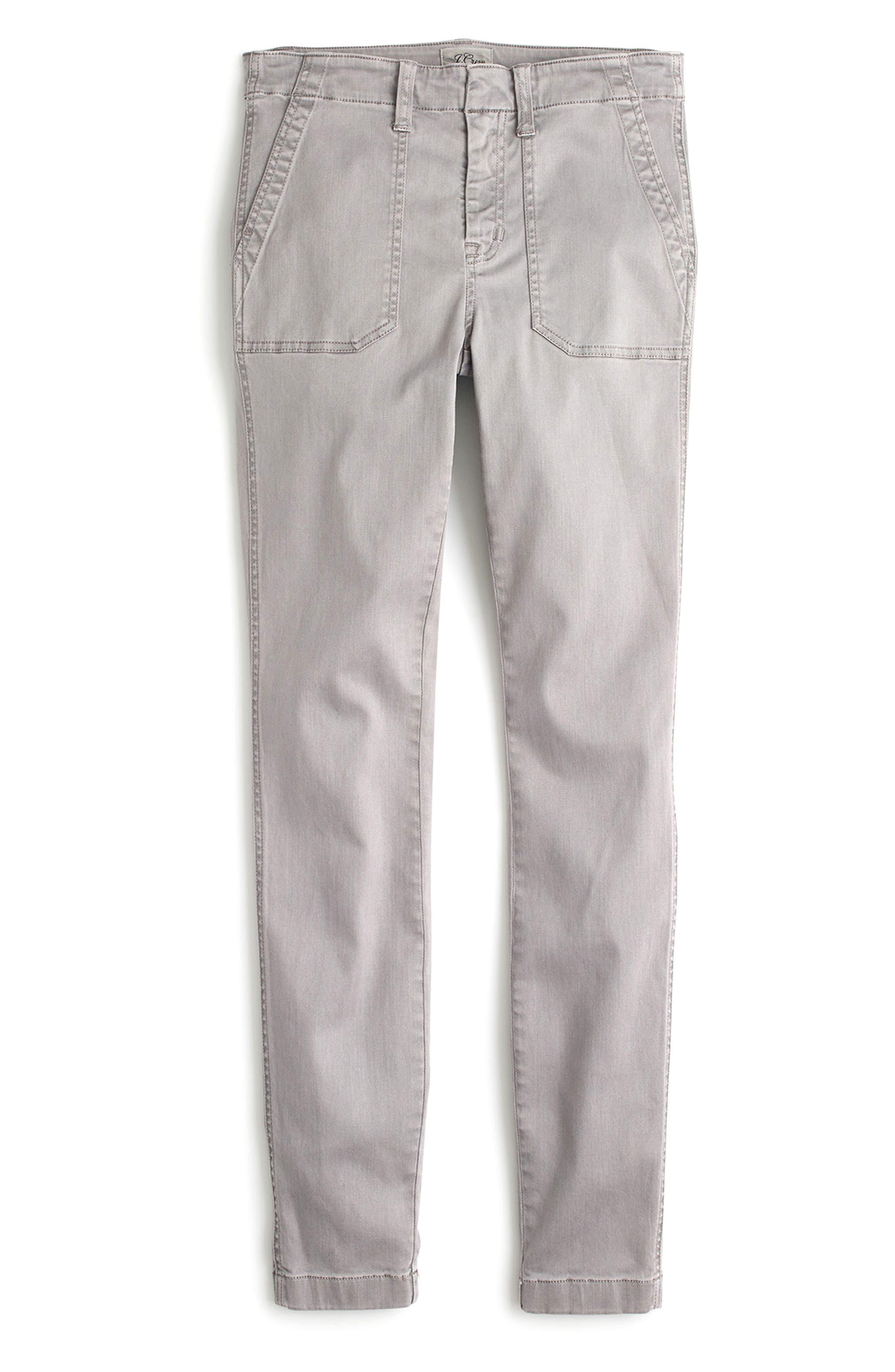 J.Crew Skinny Cargo Pants (Regular & Petite)