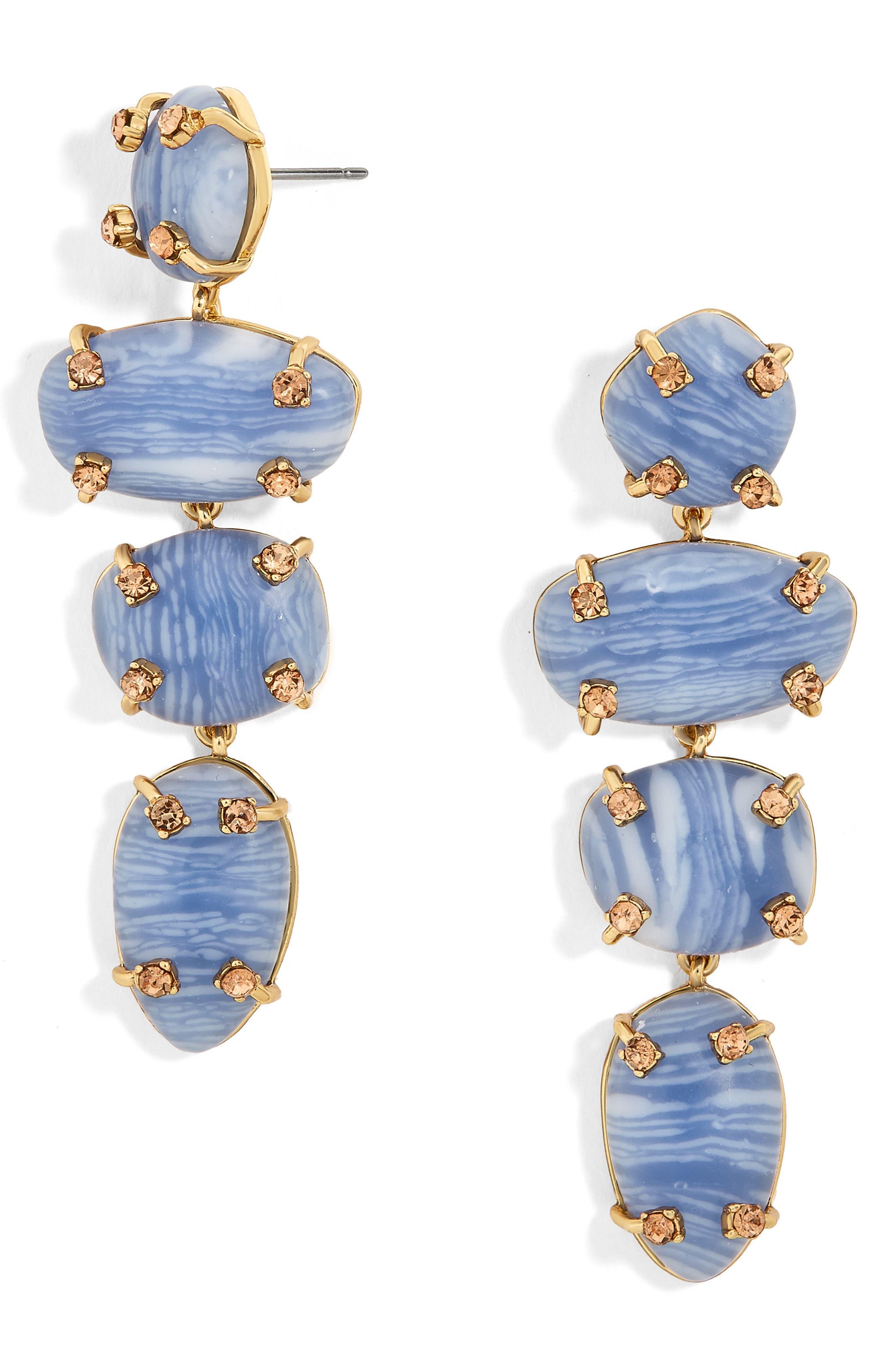 BaubleBar Devina Drop Earrings