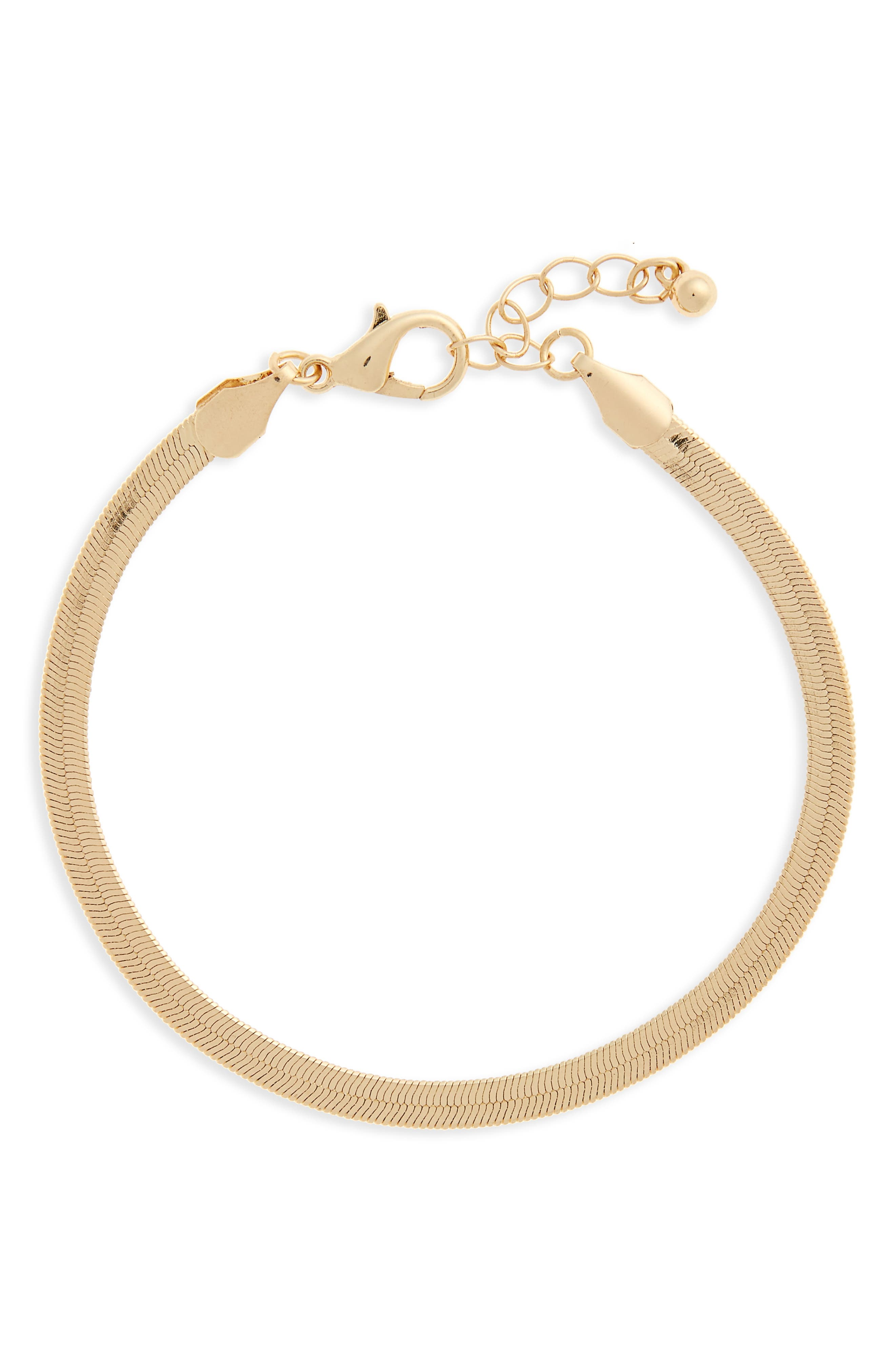 BP. Snake Chain Bracelet (2 for $14)