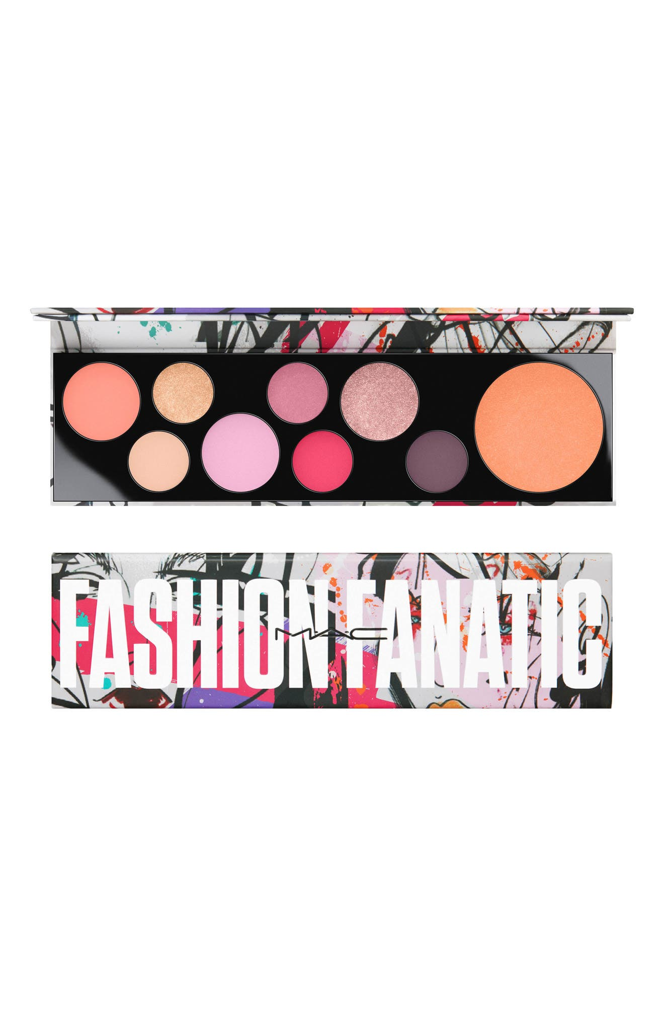 MAC Girls Fashion Fanatic Palette ($160 Value)