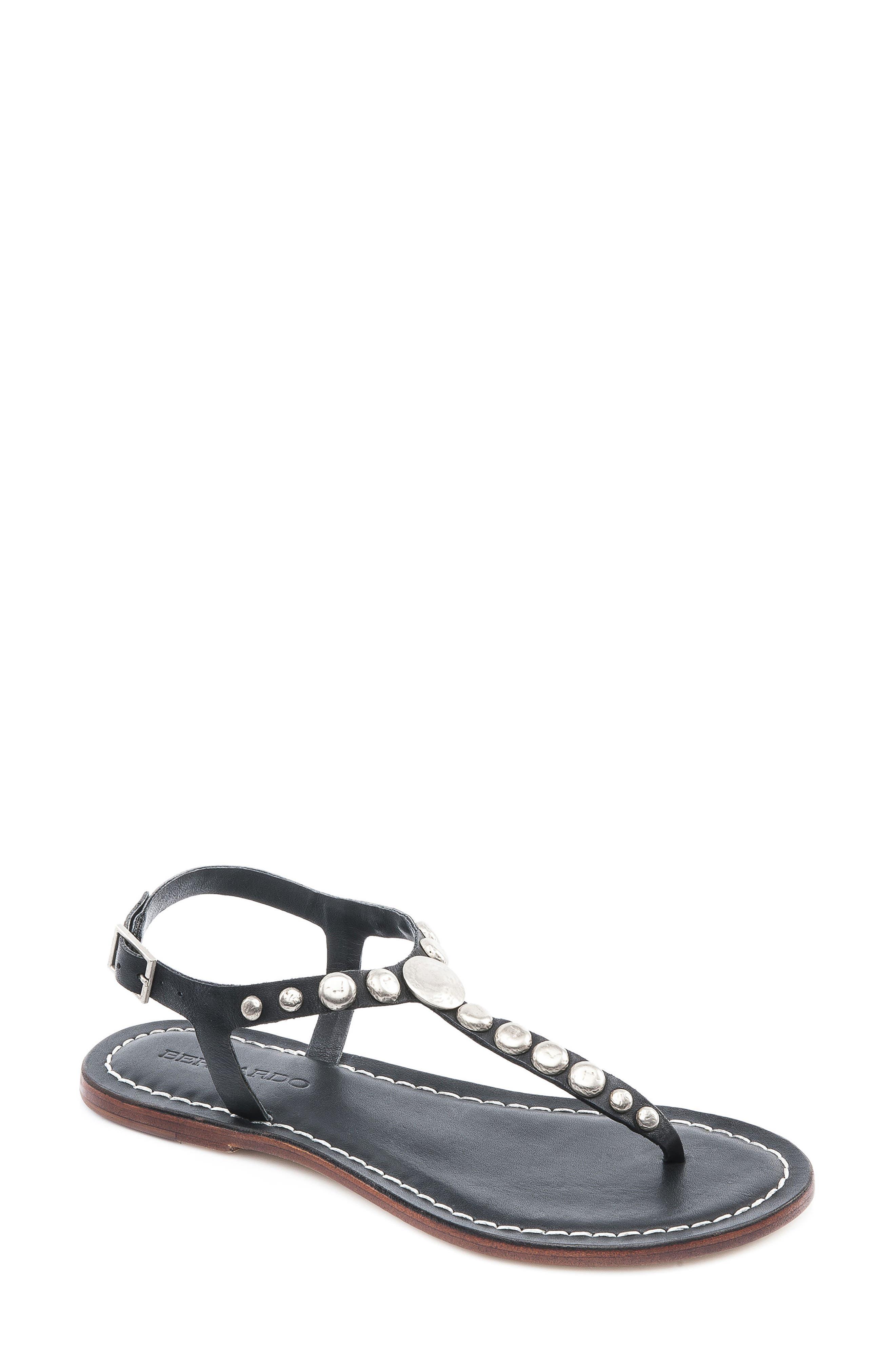 Bernardo 'Mojo' Thong Sandal