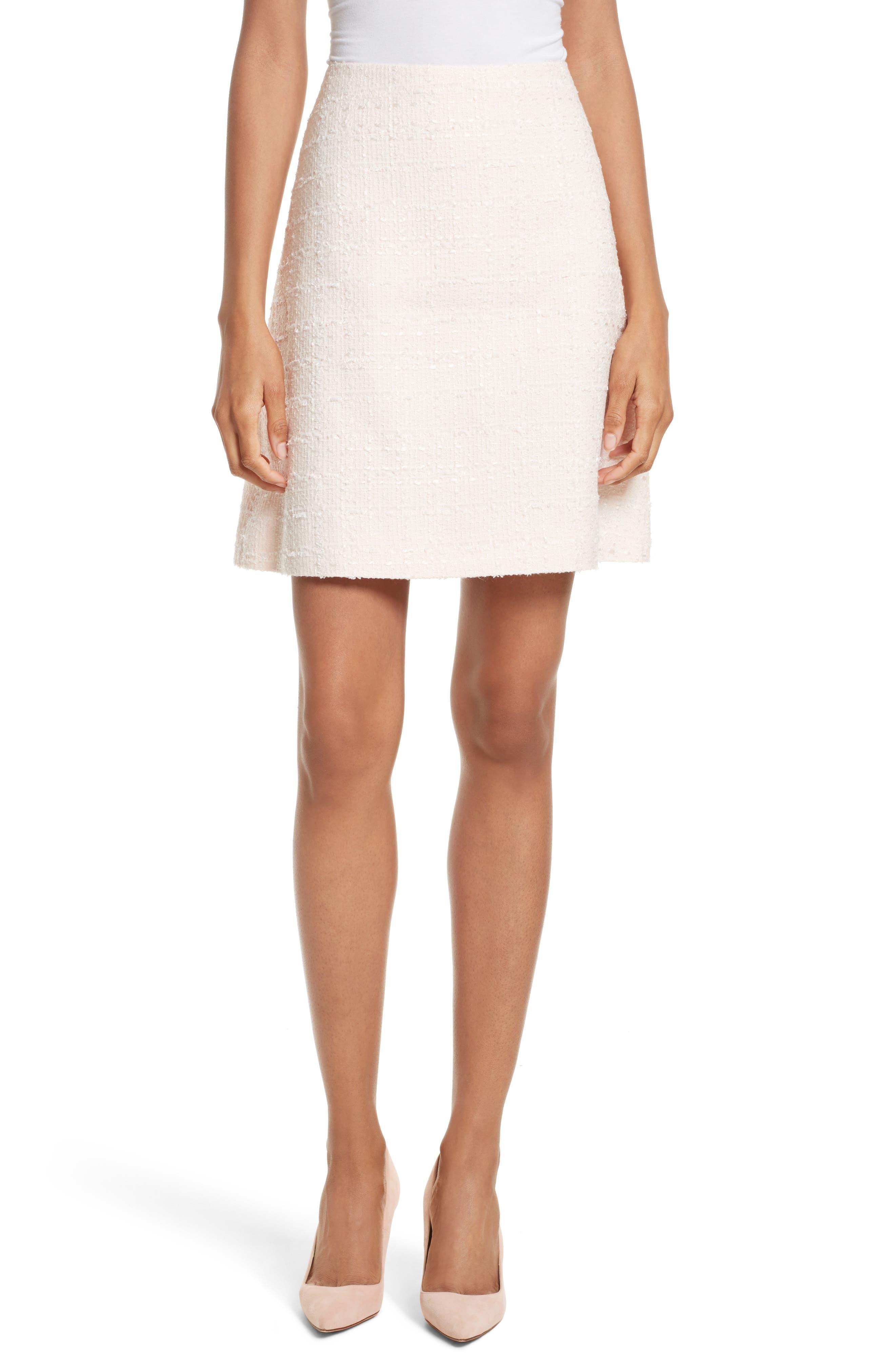kate spade new york audree tweed skirt